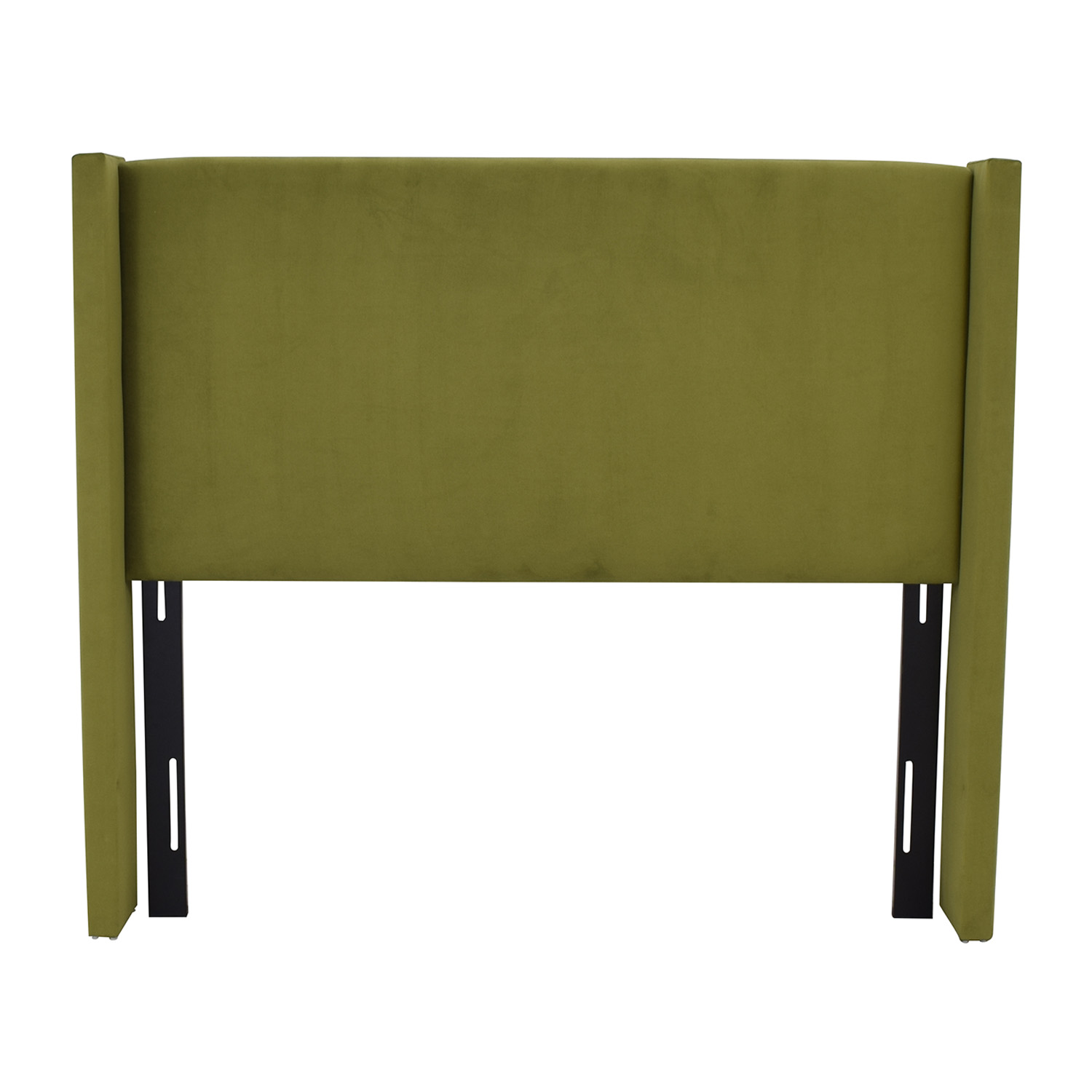 The Inside The Inside Modern Wingback Headboard nj