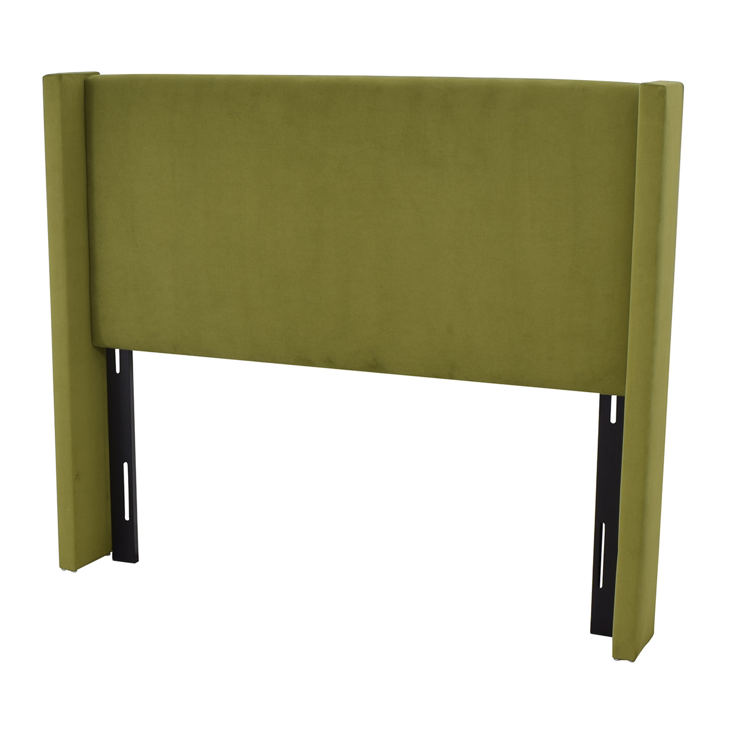 The Inside The Inside Modern Wingback Headboard pa