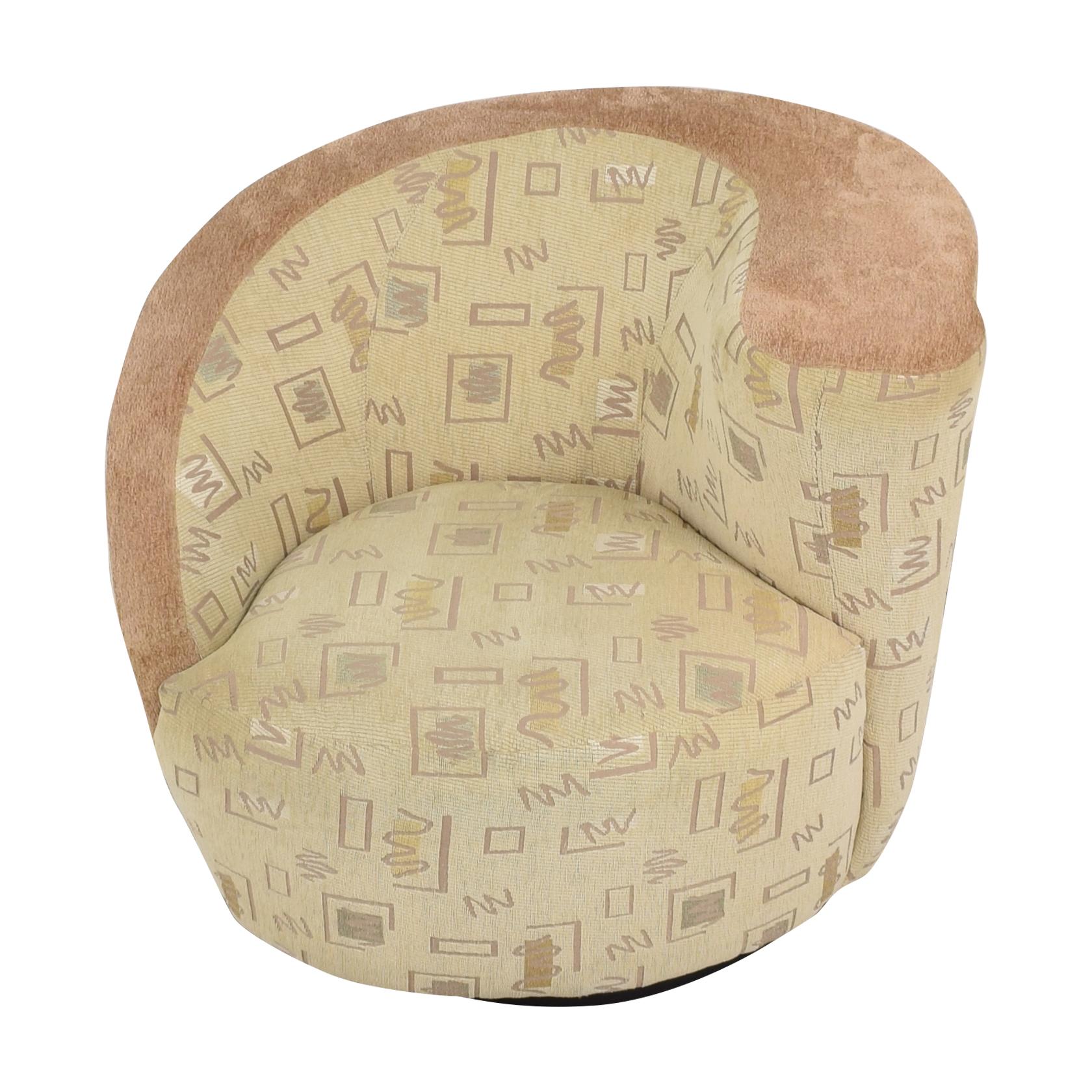 buy Directional Furniture Directional Furniture Swivel Lounge Chair online