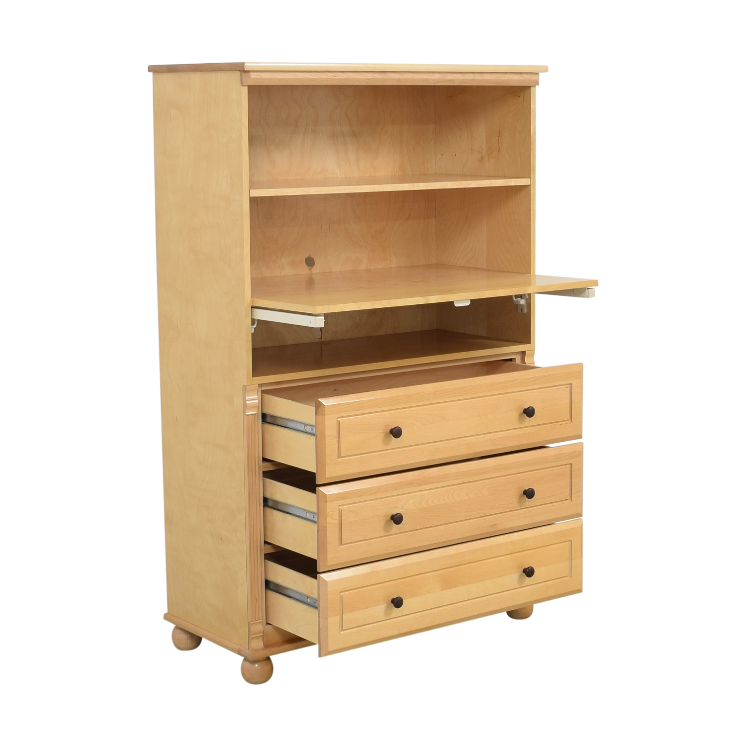 Bellini Bellini Jessica Dresser with Changing Table Dressers