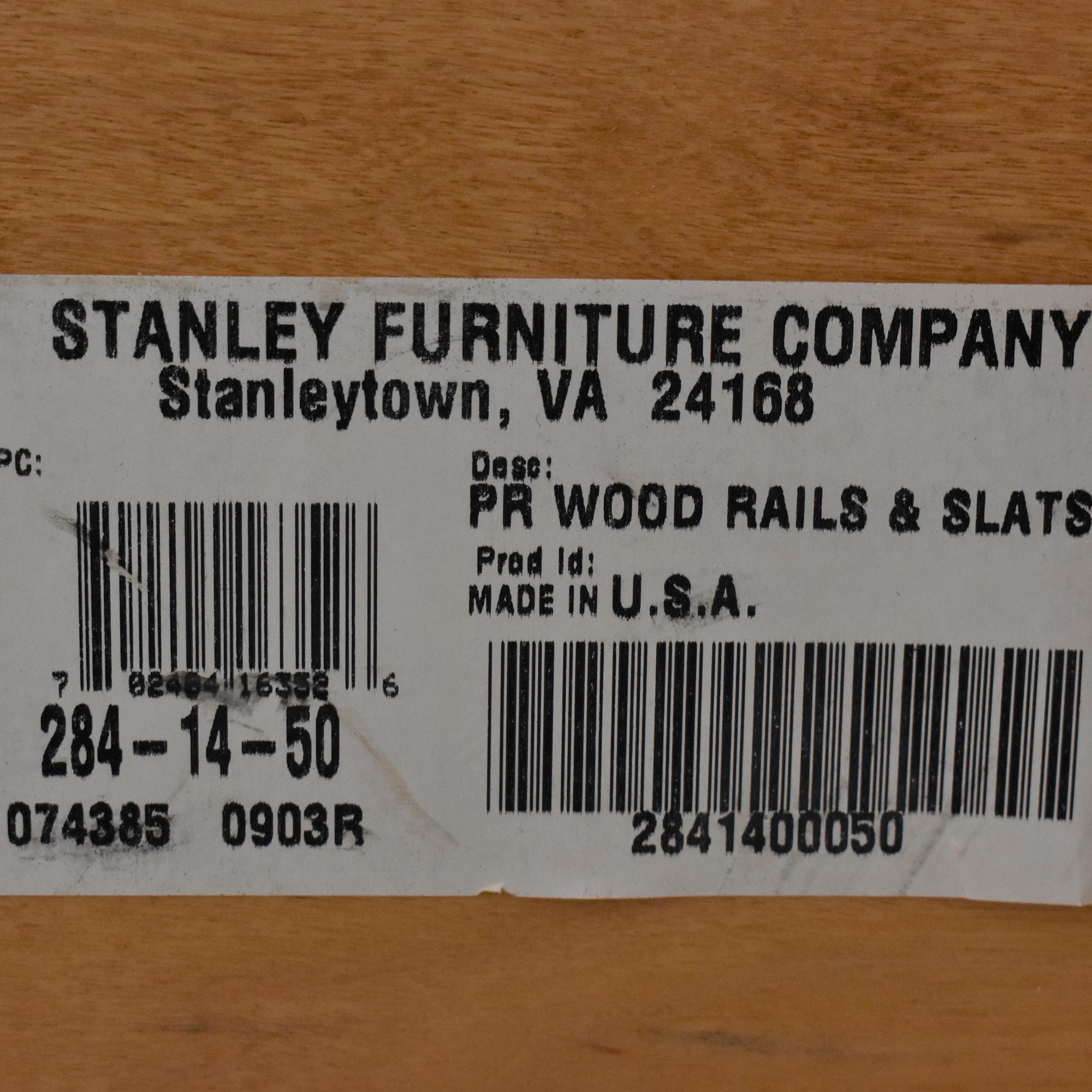 Stanley Furniture Full Bed Stanley Furniture