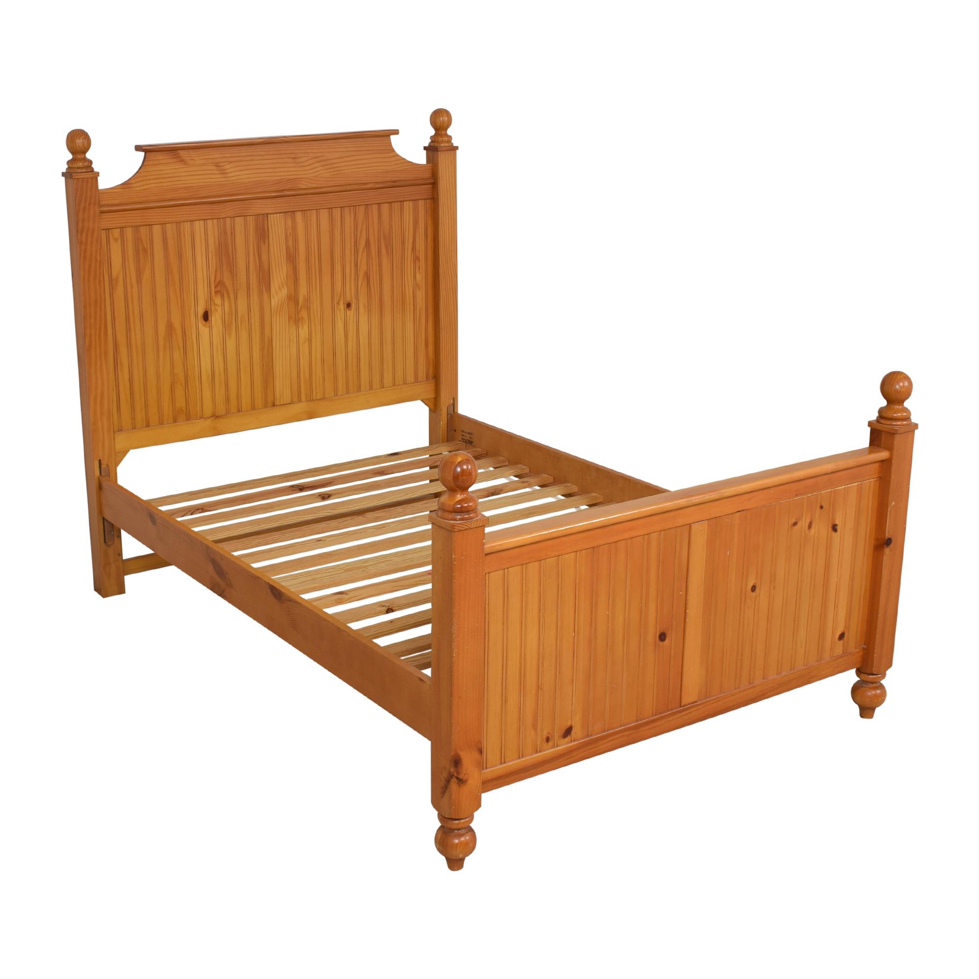 shop Stanley Furniture Full Bed Stanley Furniture Bed Frames