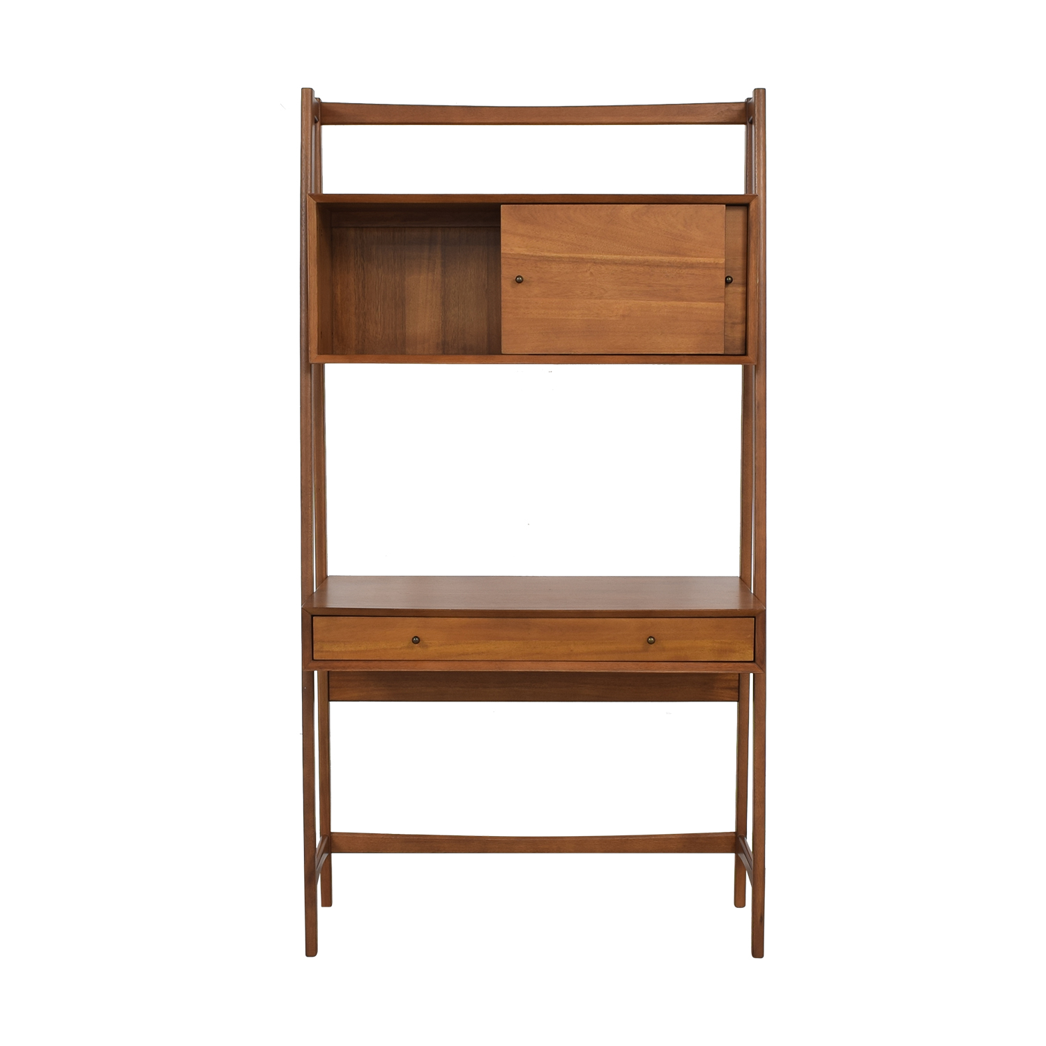buy West Elm Mid-Century Wall Desk West Elm