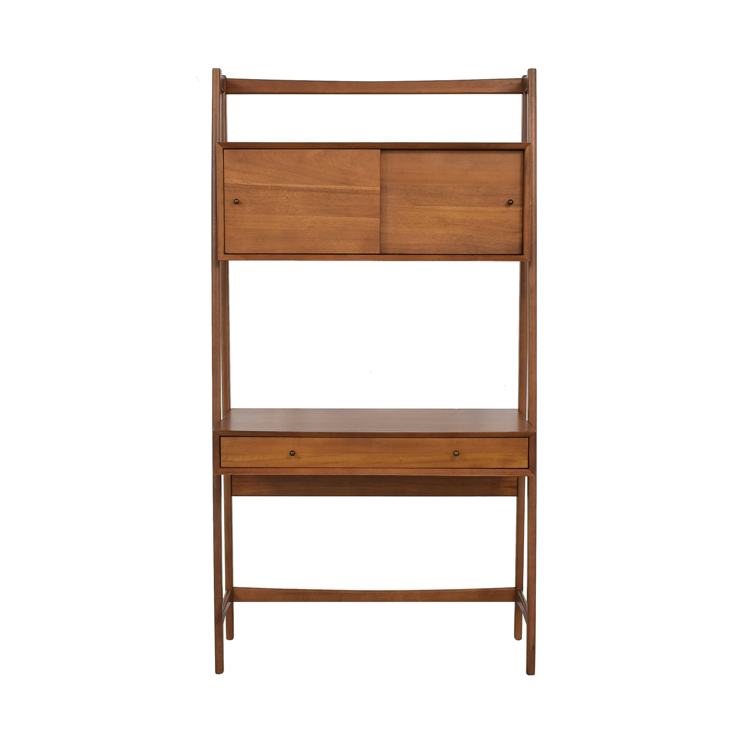 West Elm West Elm Mid-Century Wall Desk dimensions