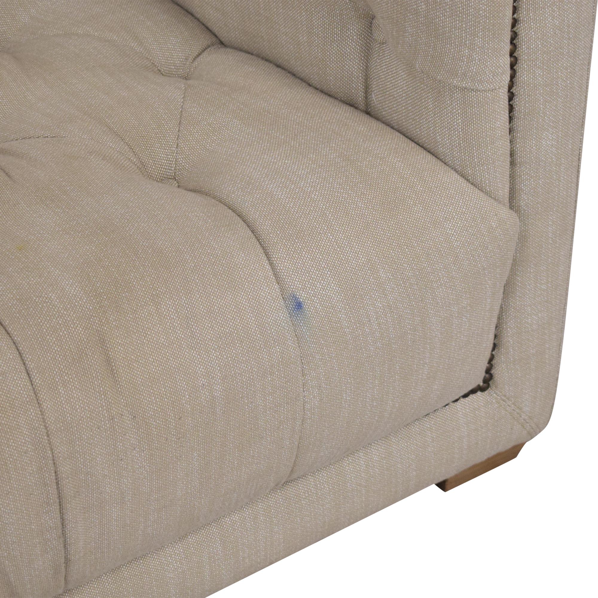 buy Restoration Hardware Savoy Sofa Restoration Hardware Classic Sofas