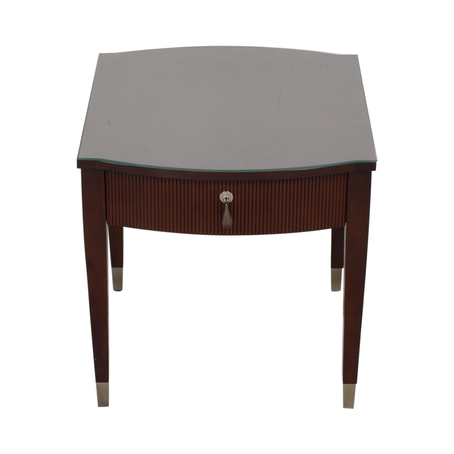 Ethan Allen Ethan Allen Avenue Side Table with Drawer