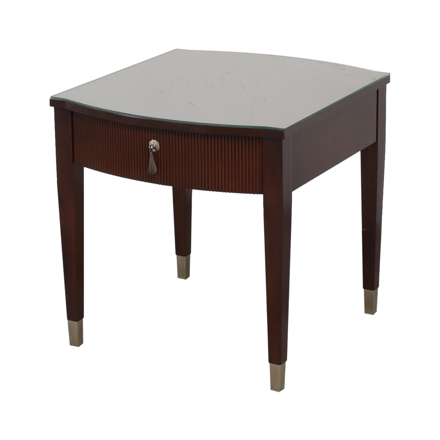 shop Ethan Allen Ethan Allen Avenue Side Table with Drawer online