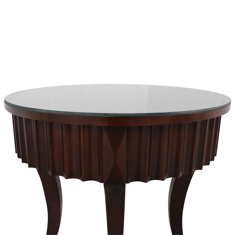 buy Ethan Allen Avenue Side Table Ethan Allen Tables