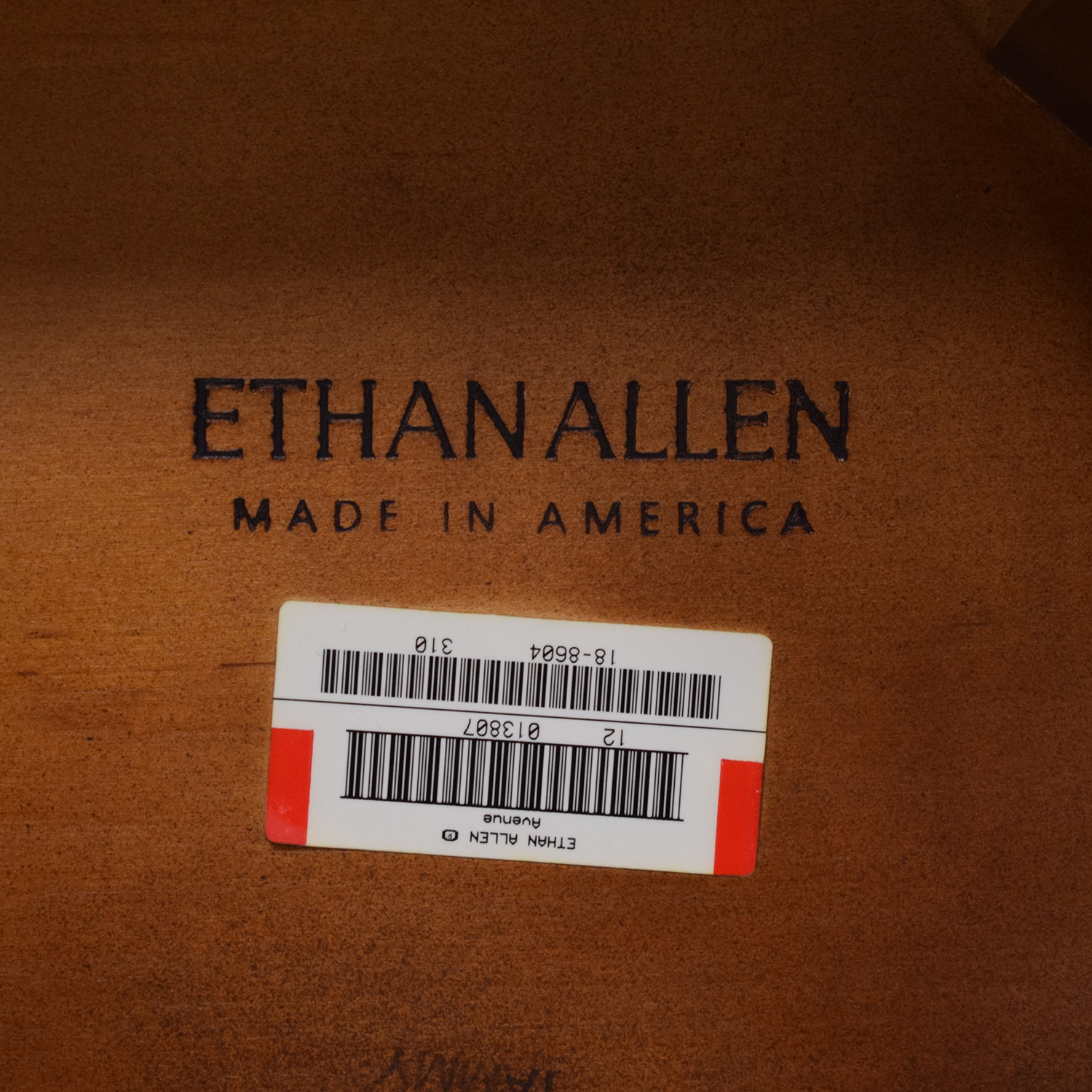 Ethan Allen Ethan Allen Avenue Side Table second hand