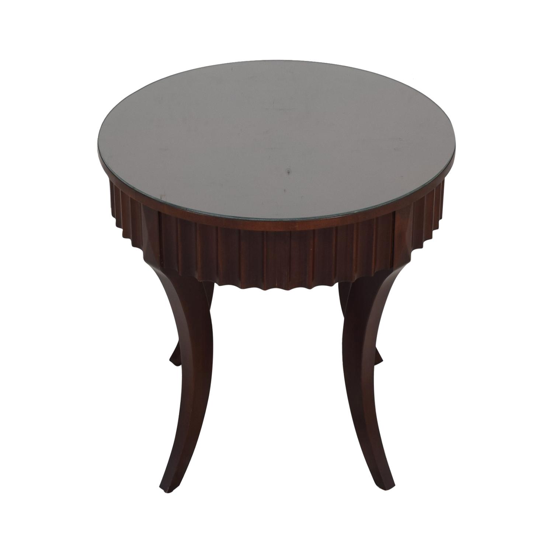 buy Ethan Allen Ethan Allen Avenue Side Table online