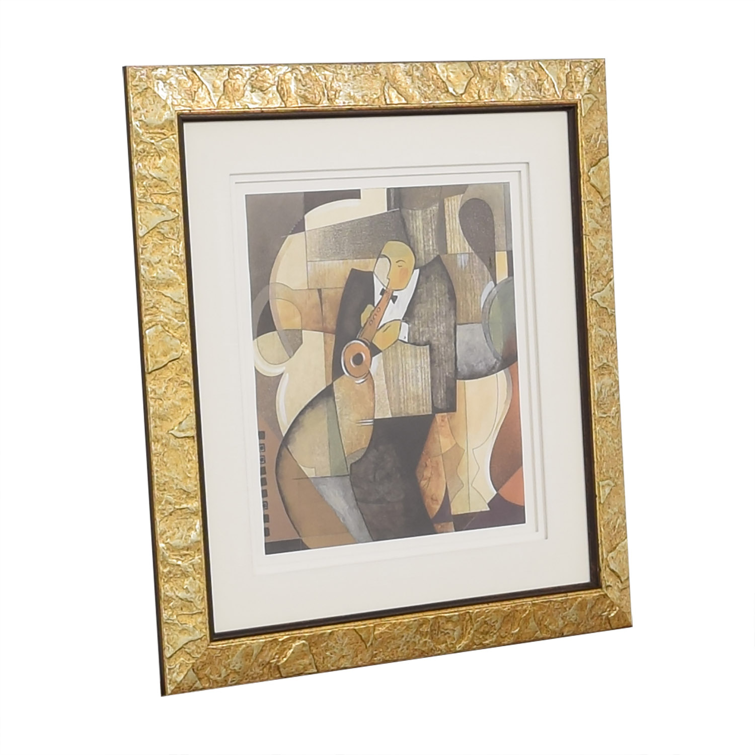 Ethan Allen Ethan Allen Jazz Greats Frame d Art Decor