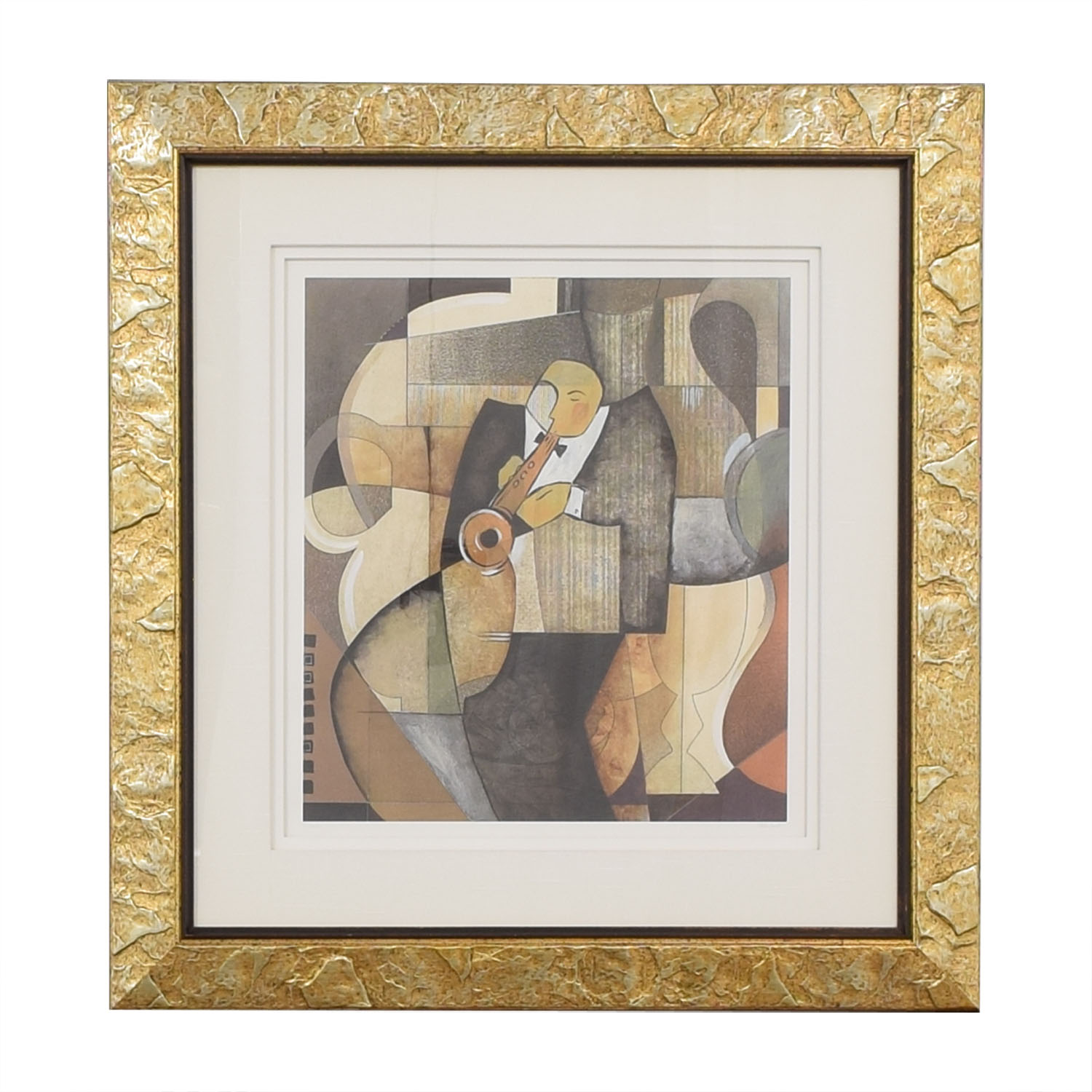 buy Ethan Allen Jazz Greats Frame d Art Ethan Allen Wall Art