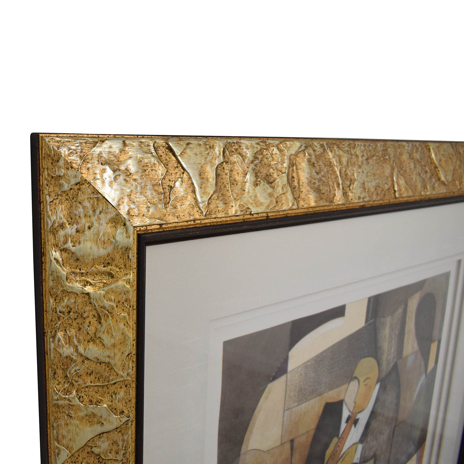 shop Ethan Allen Jazz Greats Frame d Art Ethan Allen Decor