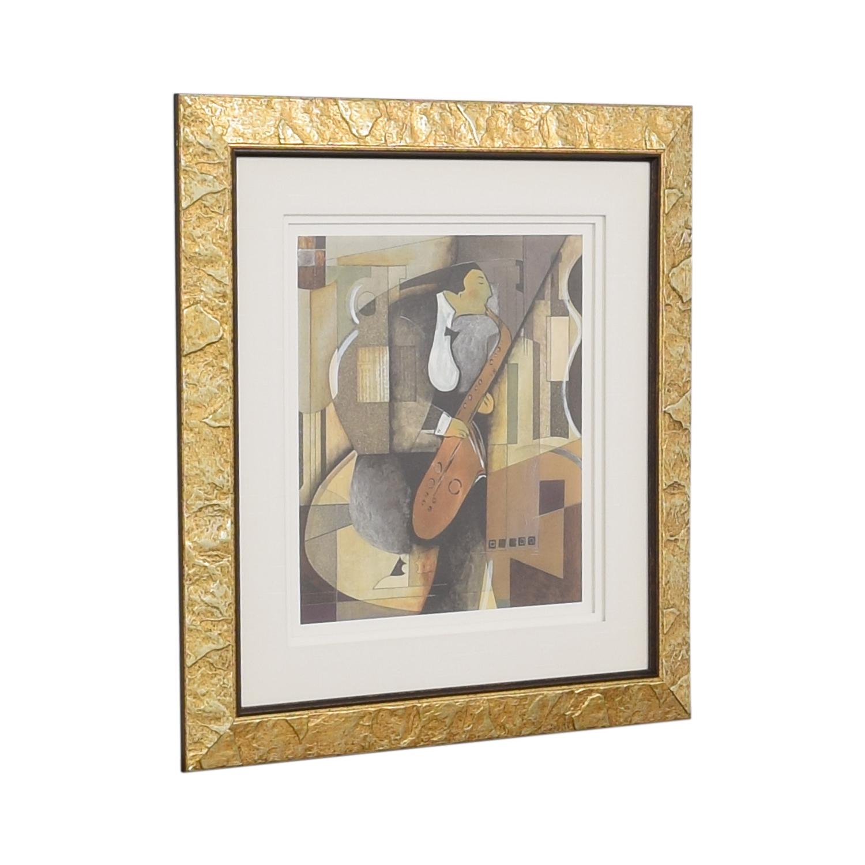 Ethan Allen Ethan Allen Jazz Artwork