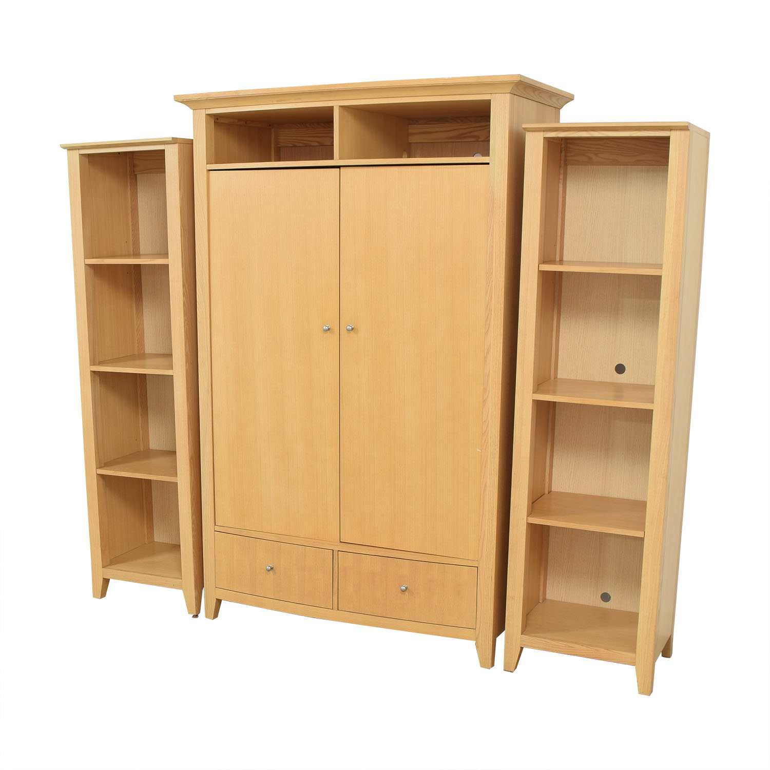 buy Thomasville Thomasville Armoire with Bookshelves online