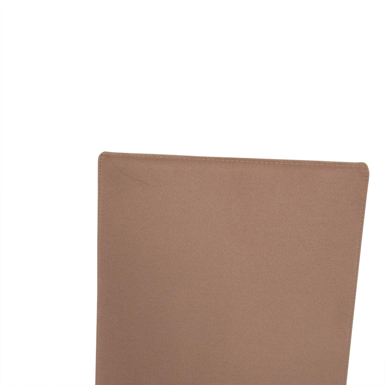 Costantini Pietro Costantini Pietro Dining Chairs dark brown & tan
