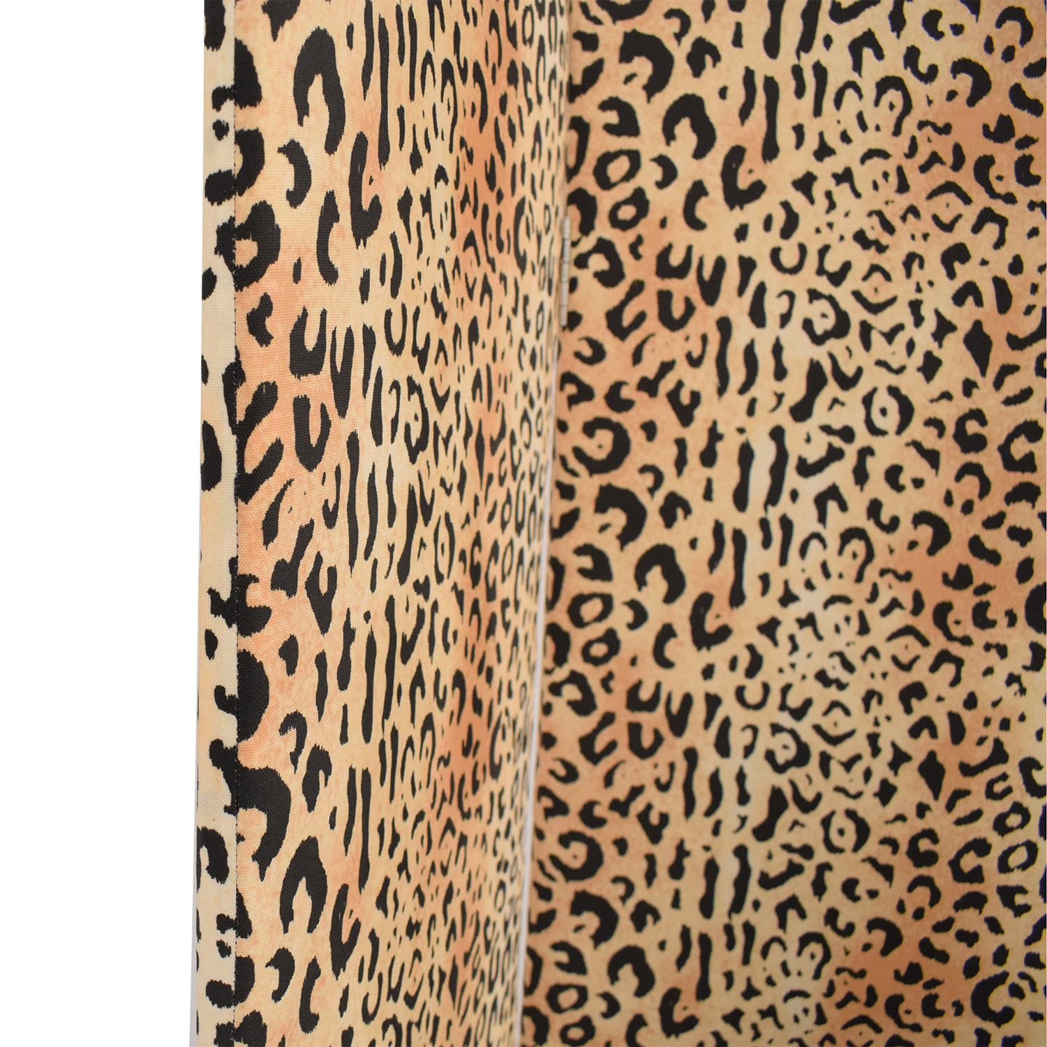The Inside The Inside Scalloped Screen Leopard Print Divider coupon