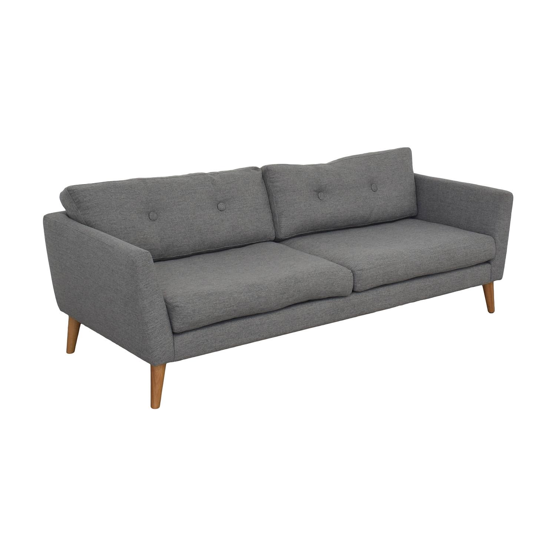 shop Article Two Cushion Sofa Article