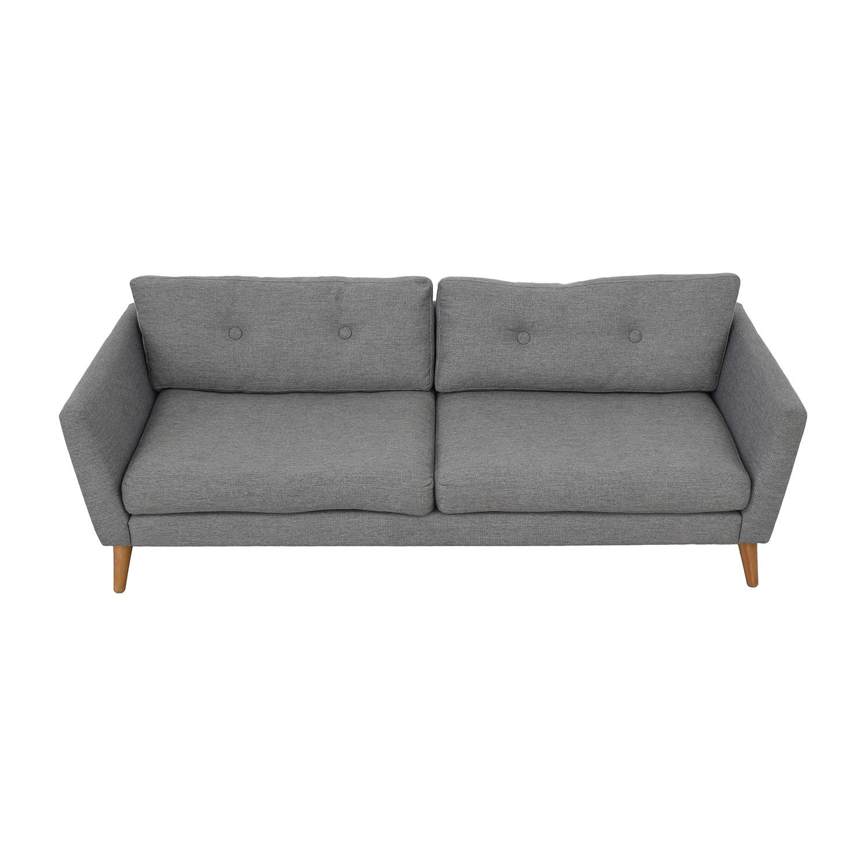 shop Article Two Cushion Sofa Article Sofas