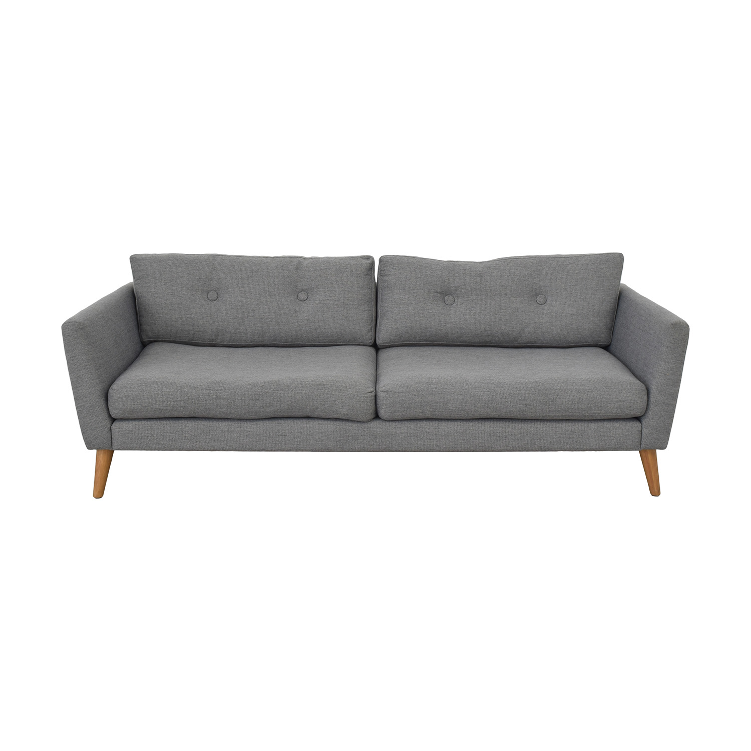 Article Article Emil Two Cushion Sofa second hand