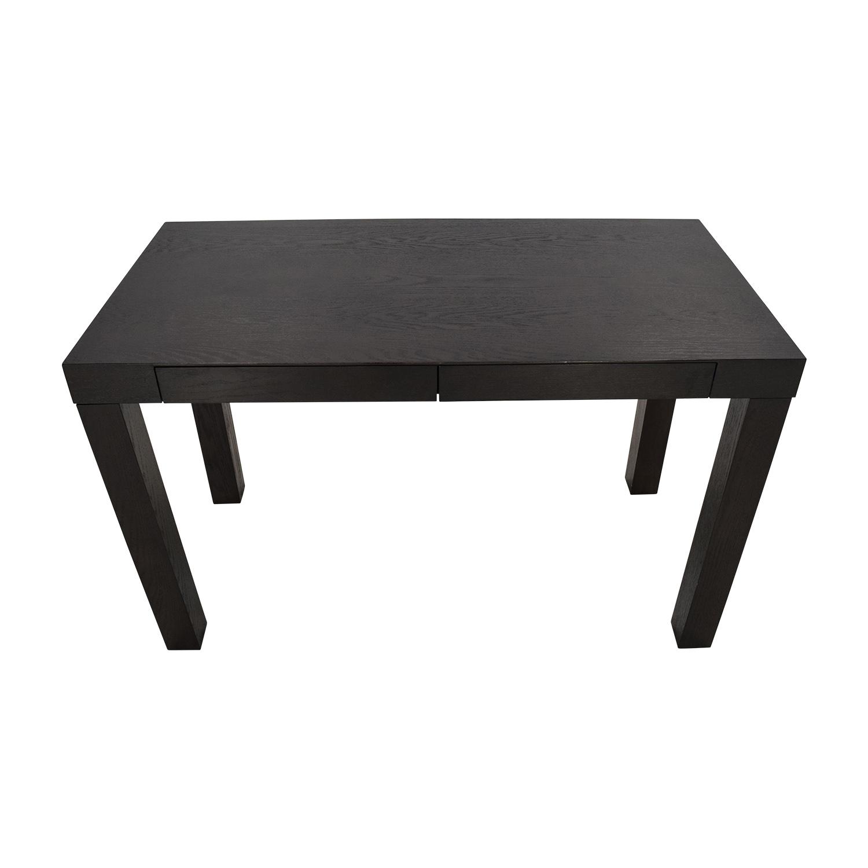 West Elm Parsons Utility Desk Tables