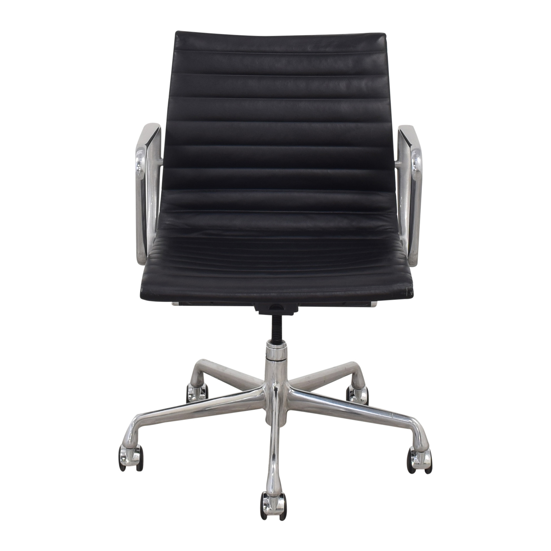 Herman Miller Herman Miller Eames Aluminum Group Management Chair pa