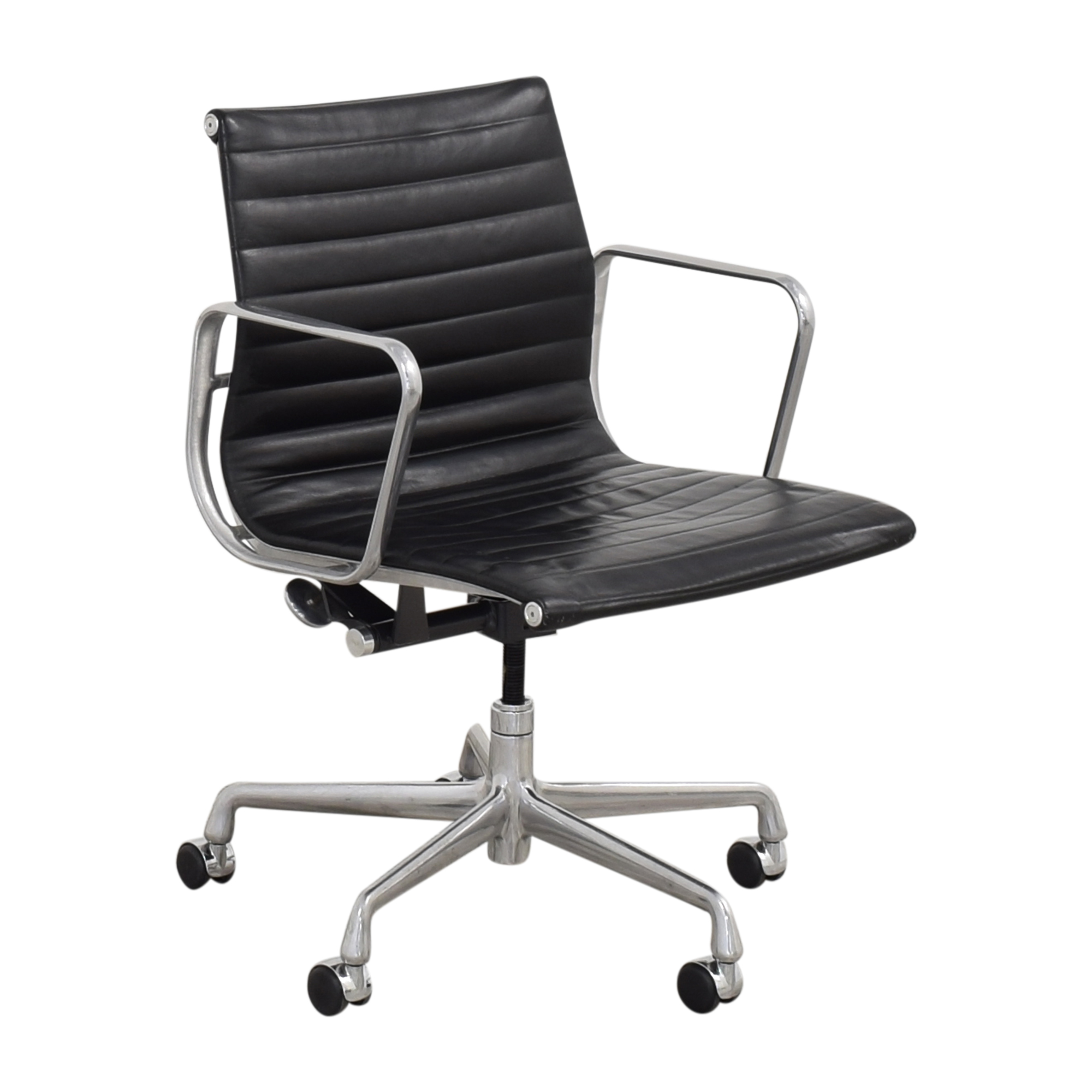 Herman Miller Eames Aluminum Group Management Chair / Home Office Chairs