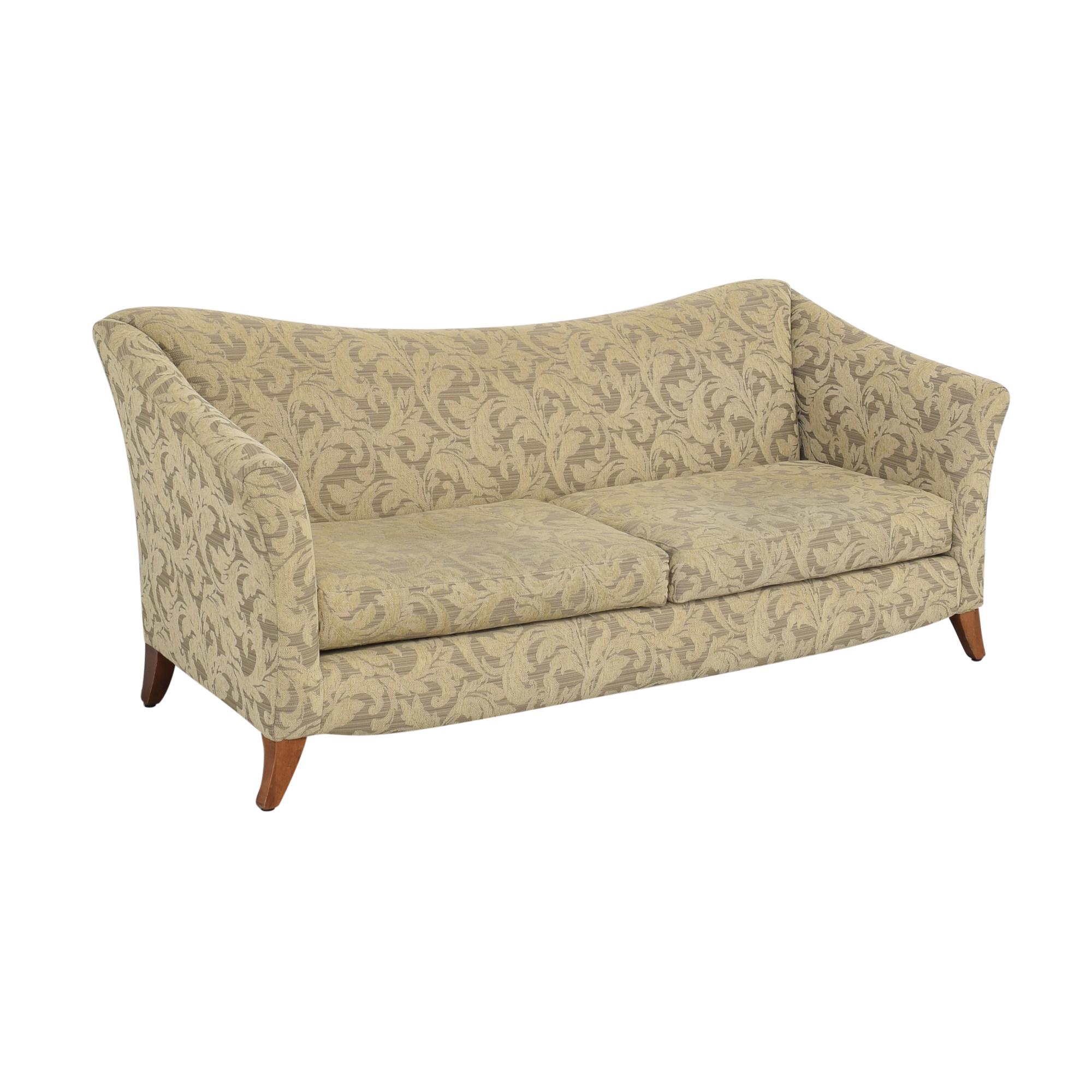 shop Reverse Camelback Sofa  Sofas