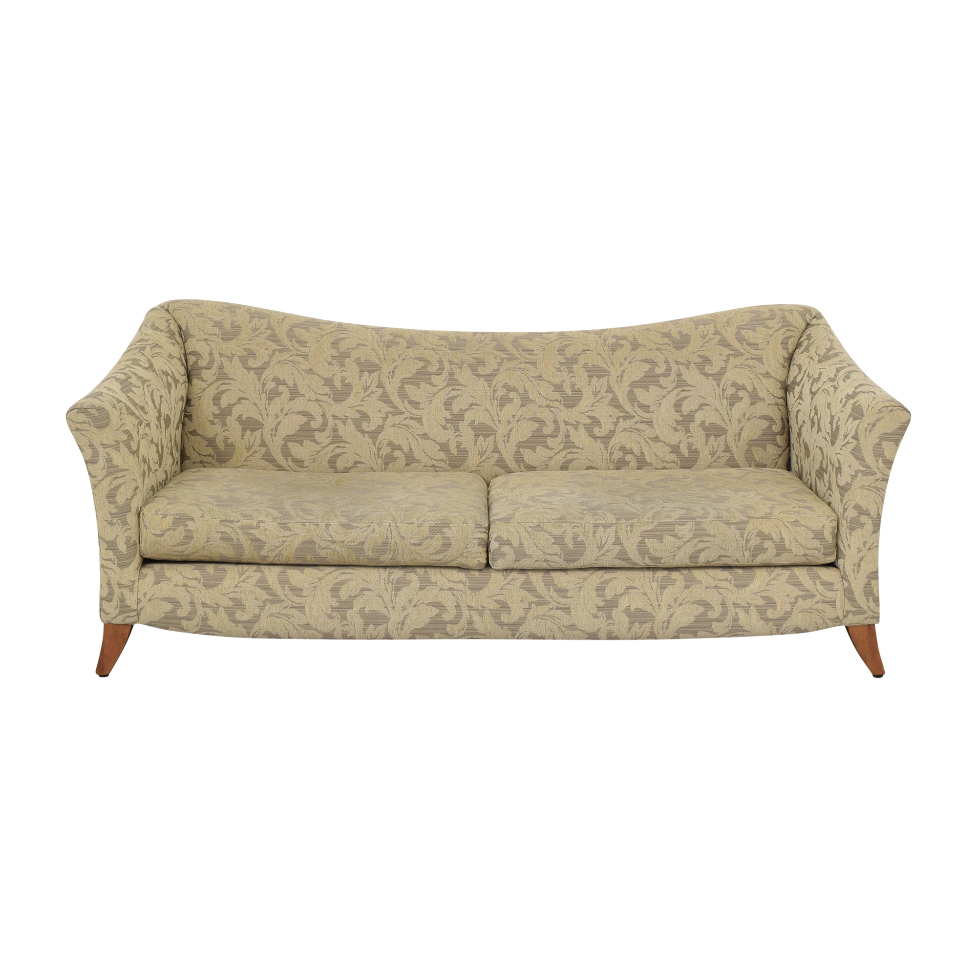 Reverse Camelback Sofa ct