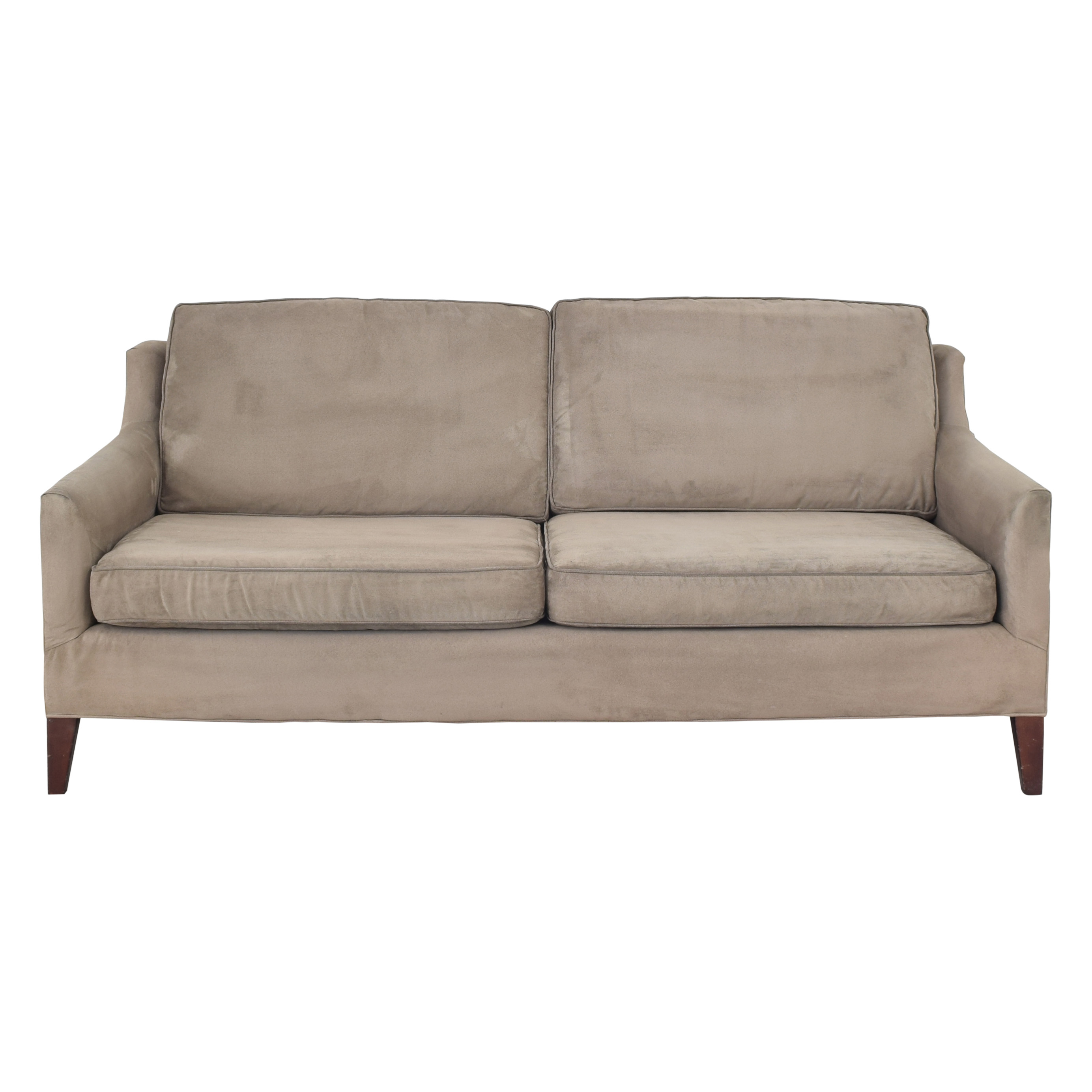 buy Mitchell Gold + Bob Williams Mitchell Gold + Bob Williams Taylor Apartment Sofa with Ottoman online