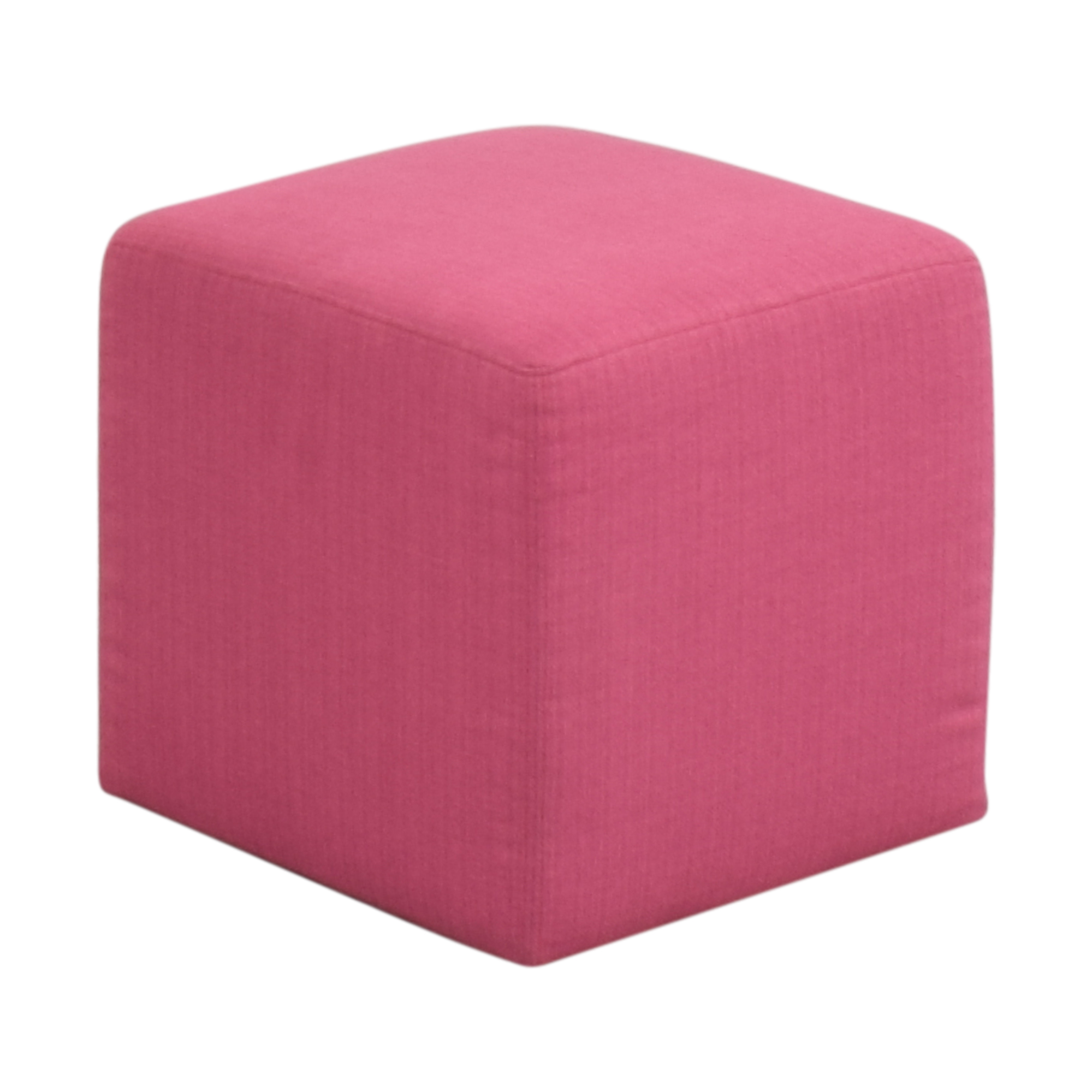 ABC Carpet & Home Square Upholstered Ottoman price