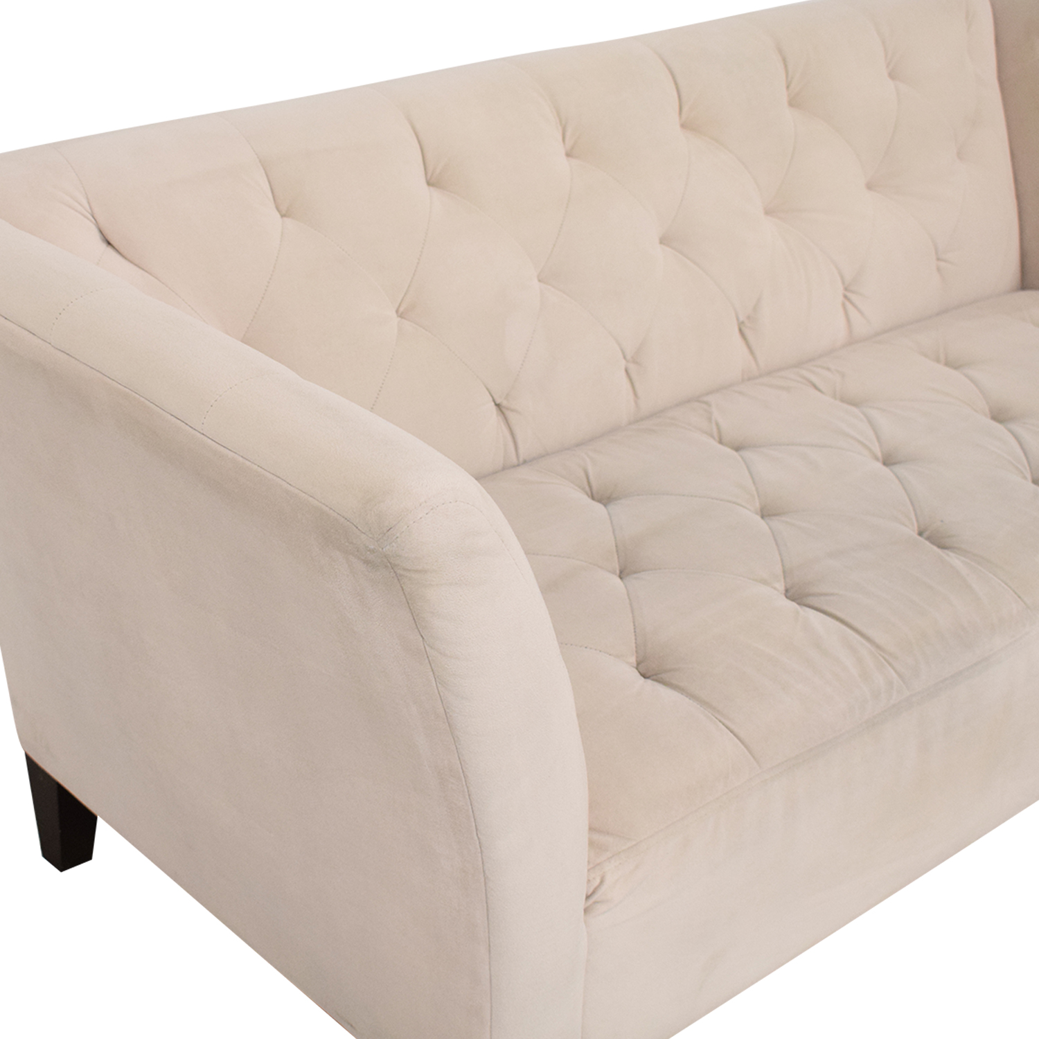 buy Macy's Lisette Tufted Sofa Macy's