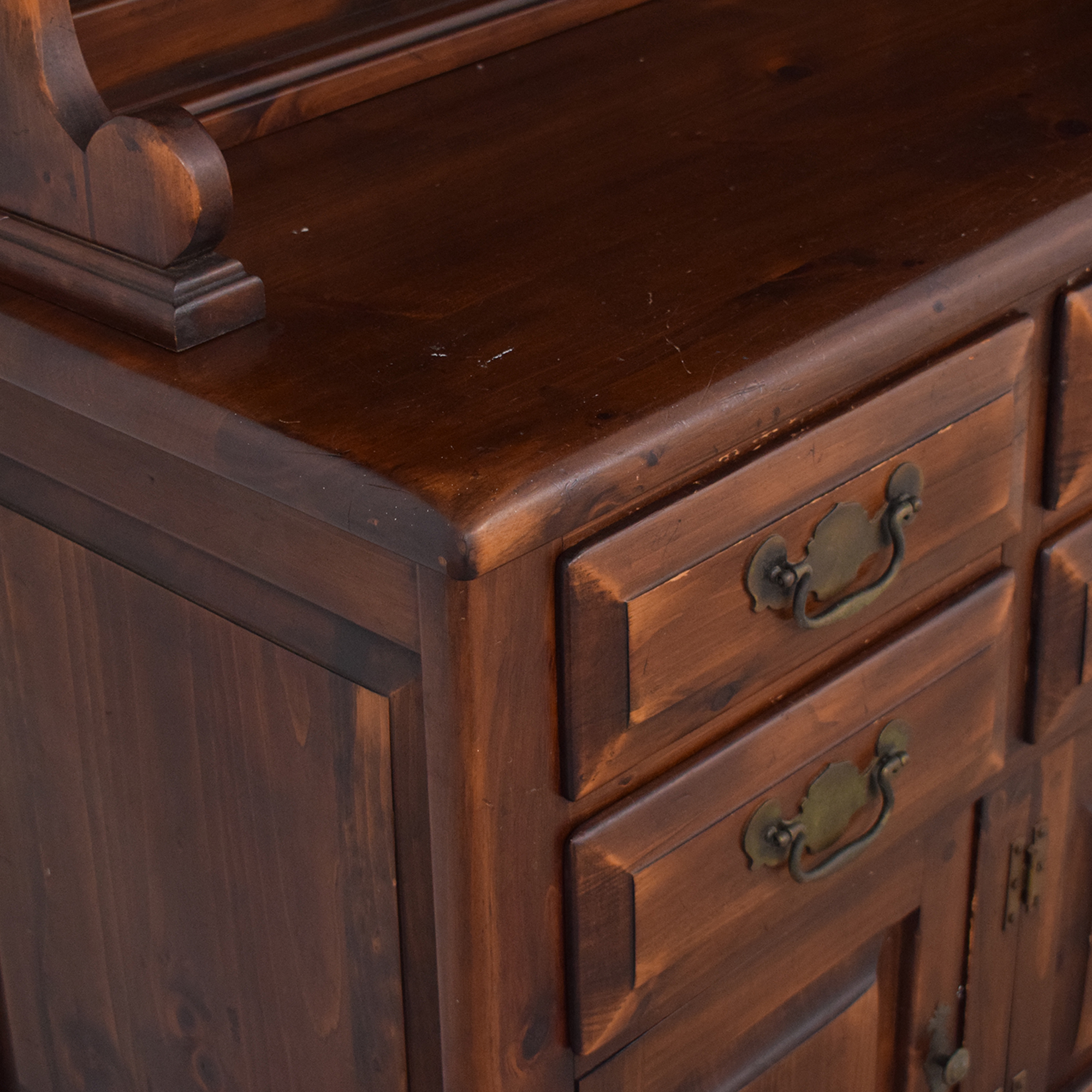 buy Link-Taylor Cabinet with Hutch Link-Taylor Storage