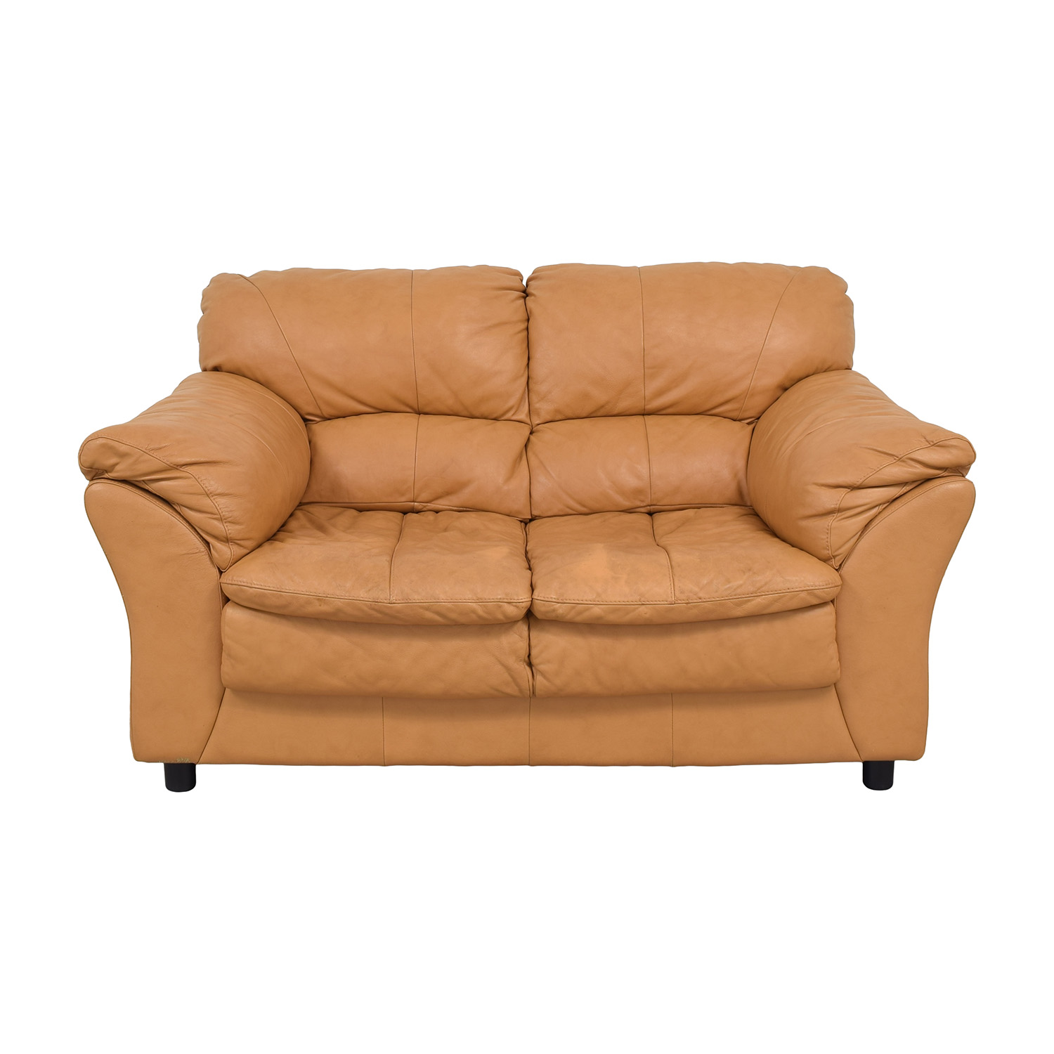 Soft Line SpA Soft Line SpA Padded Arm Loveseat Sofas