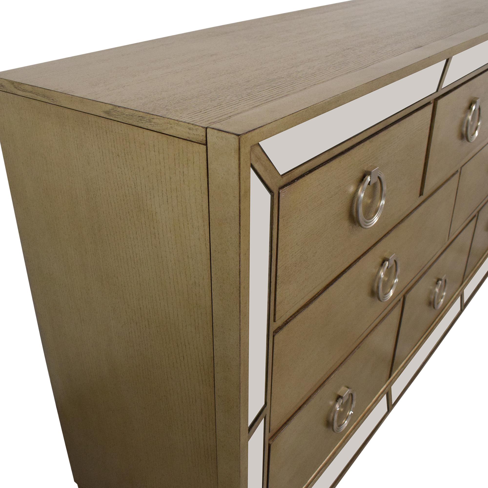 Macy's Ailey Eight Drawer Dresser / Dressers
