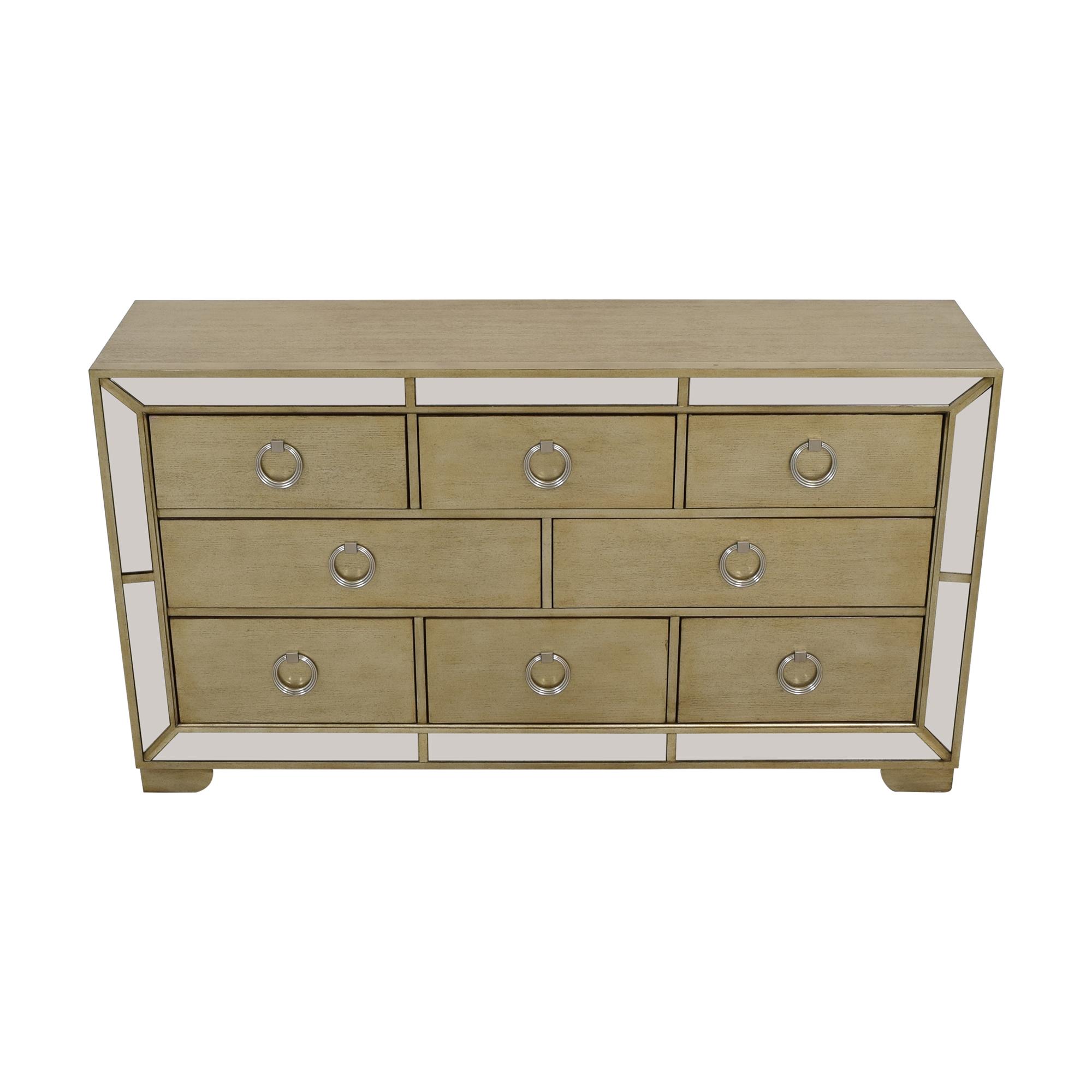 Macy's Ailey Eight Drawer Dresser Macy's