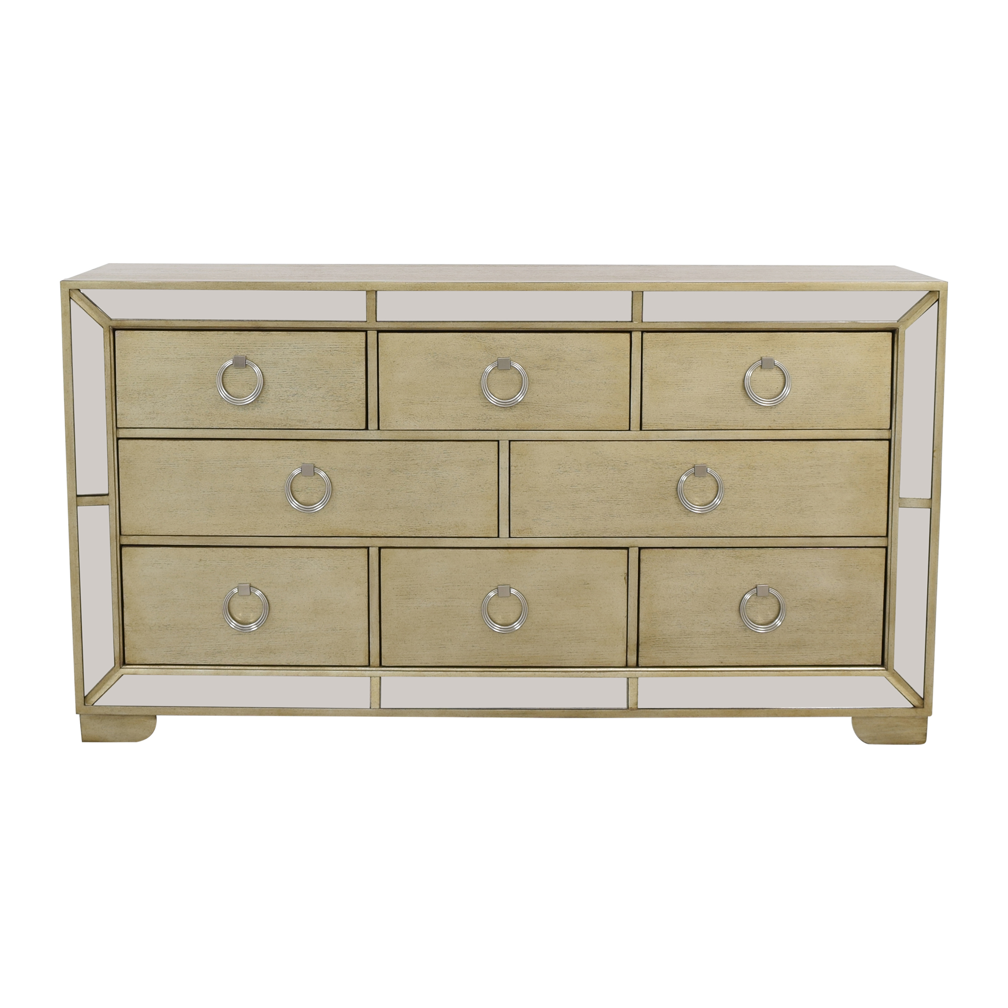 Macy's Macy's Ailey Eight Drawer Dresser nj