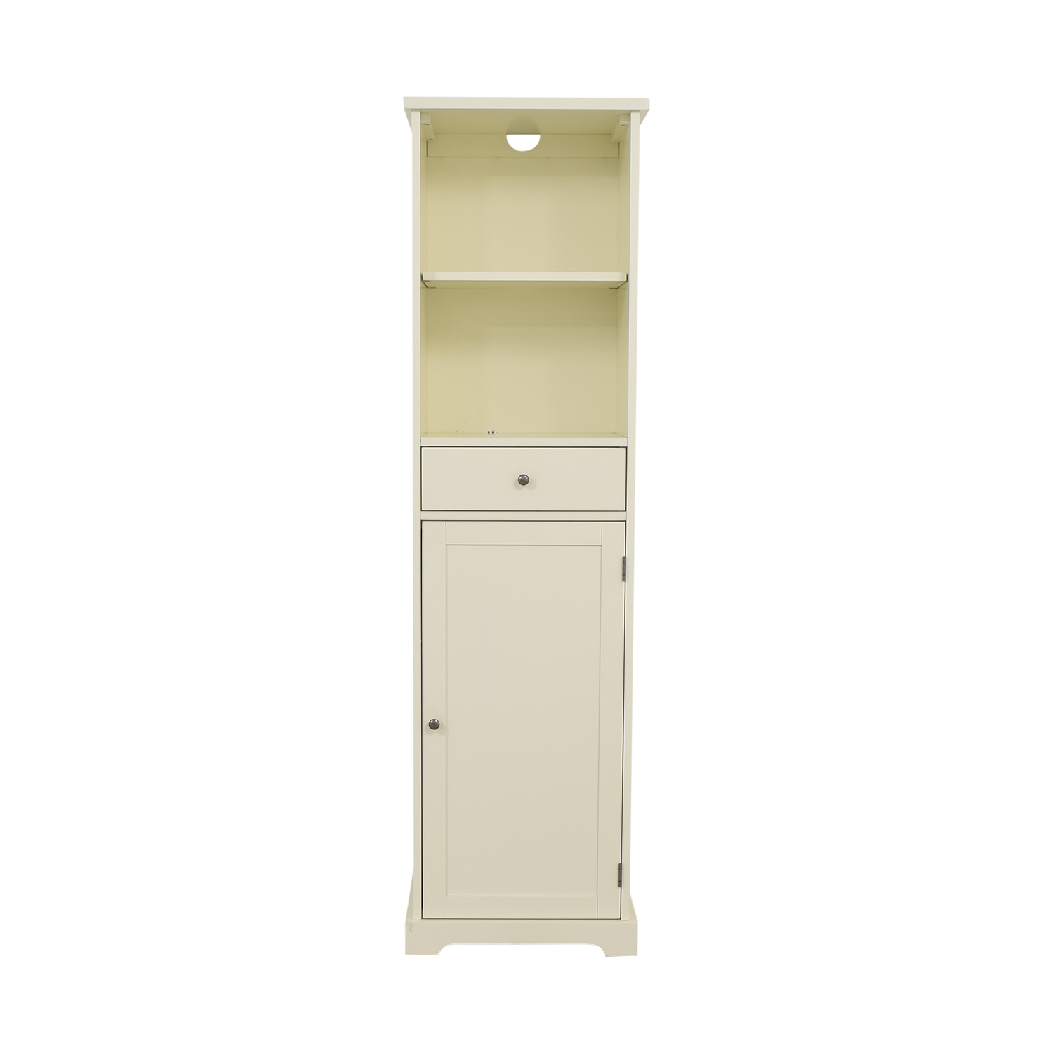 shop Pottery Barn Pottery Barn Samantha Storage Cabinet Tower online