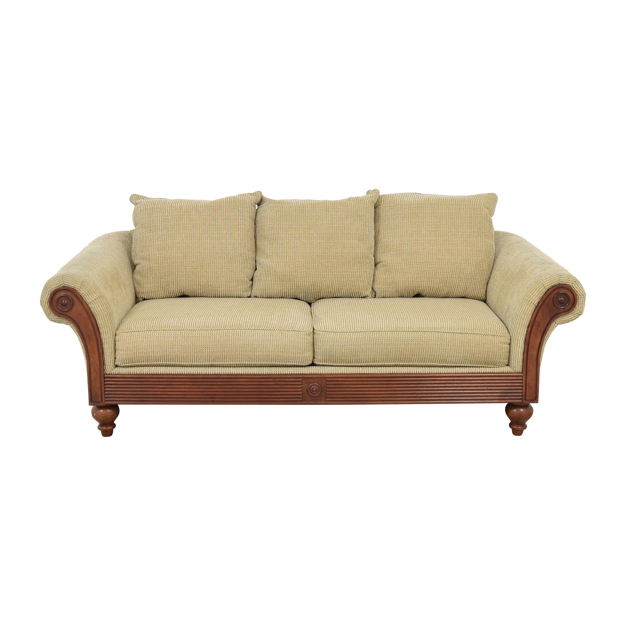 Klaussner Klaussner Two Cushion Sofa nyc