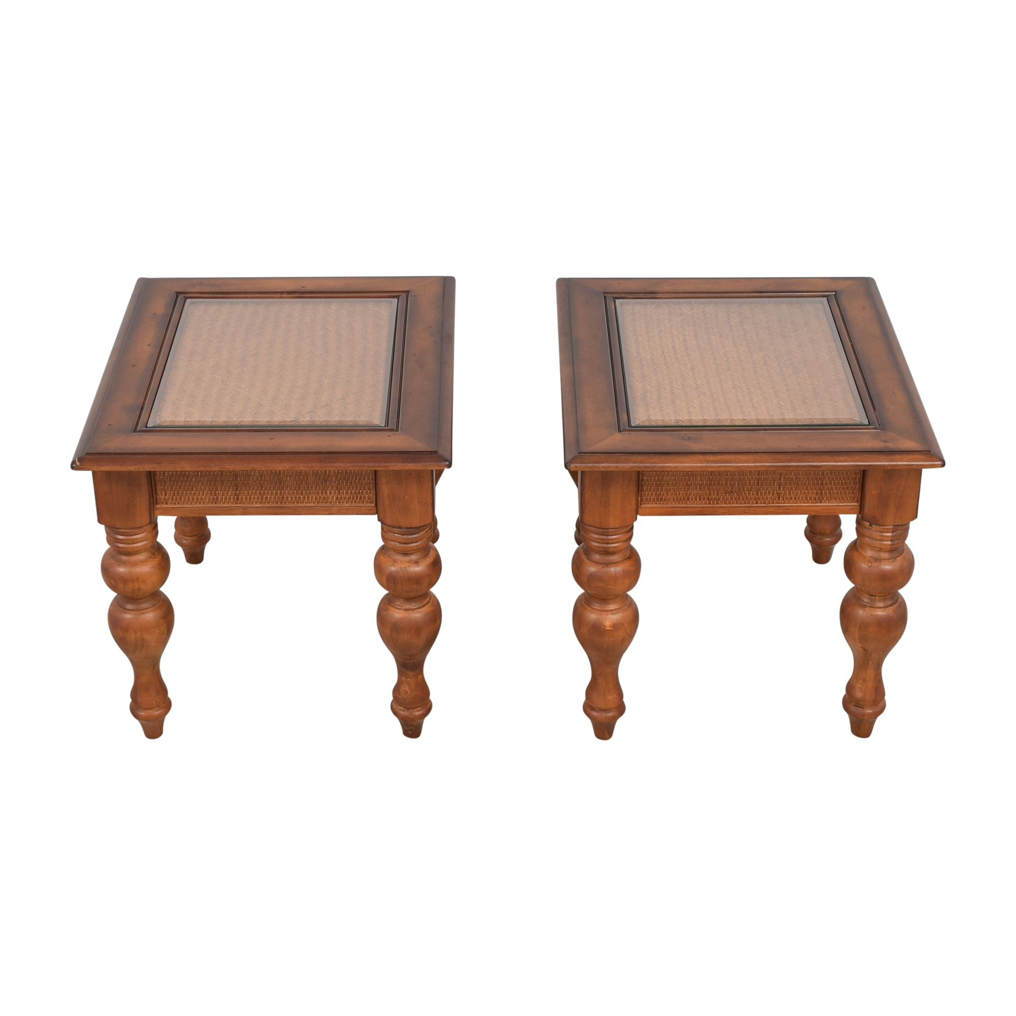 Mid Century Style End Tables used