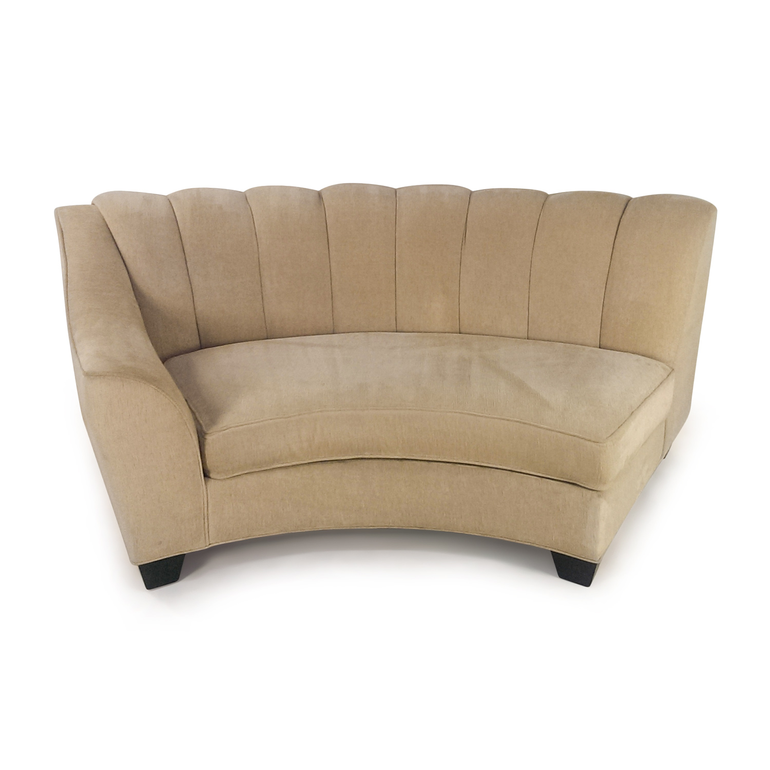 Cindy Crawford Cindy Crawford Beige Loveseat nyc