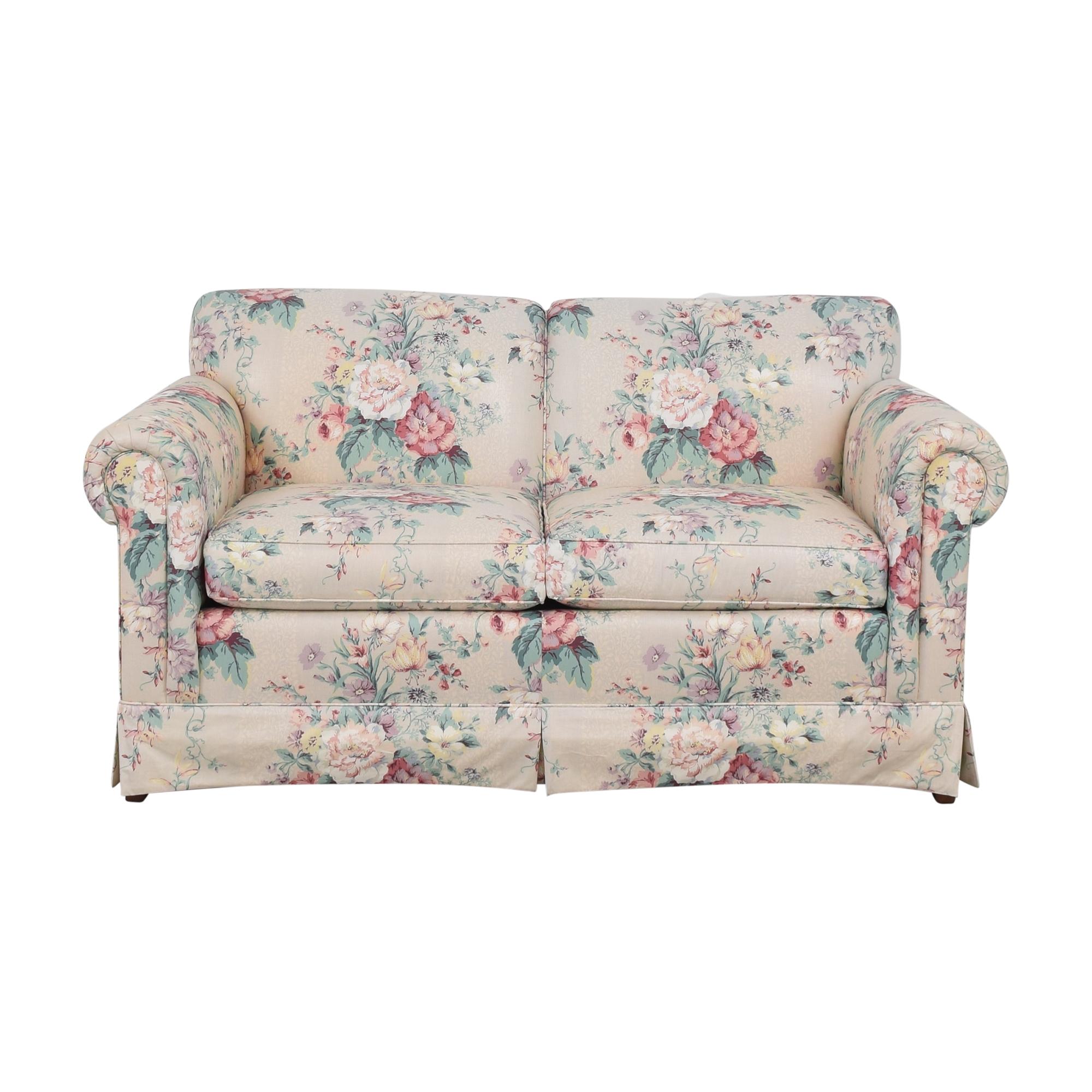 Ethan Allen Upholstered Loveseat / Sofas