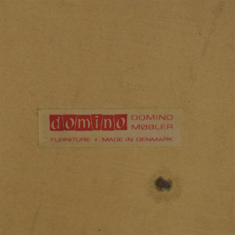 Domino Møbler Domino Mobler Denmark Vintage Writing Desk brown