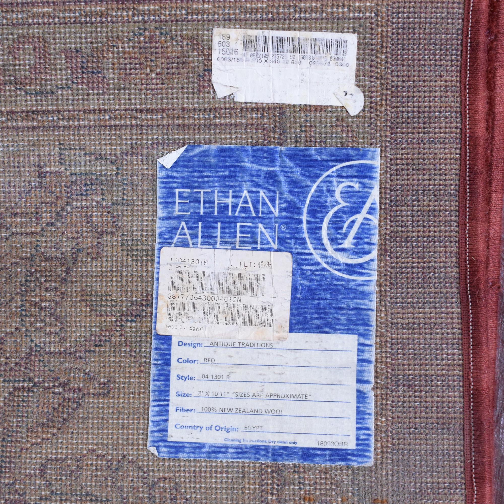 Ethan Allen Ethan Allen Antique Traditions Area Rug second hand