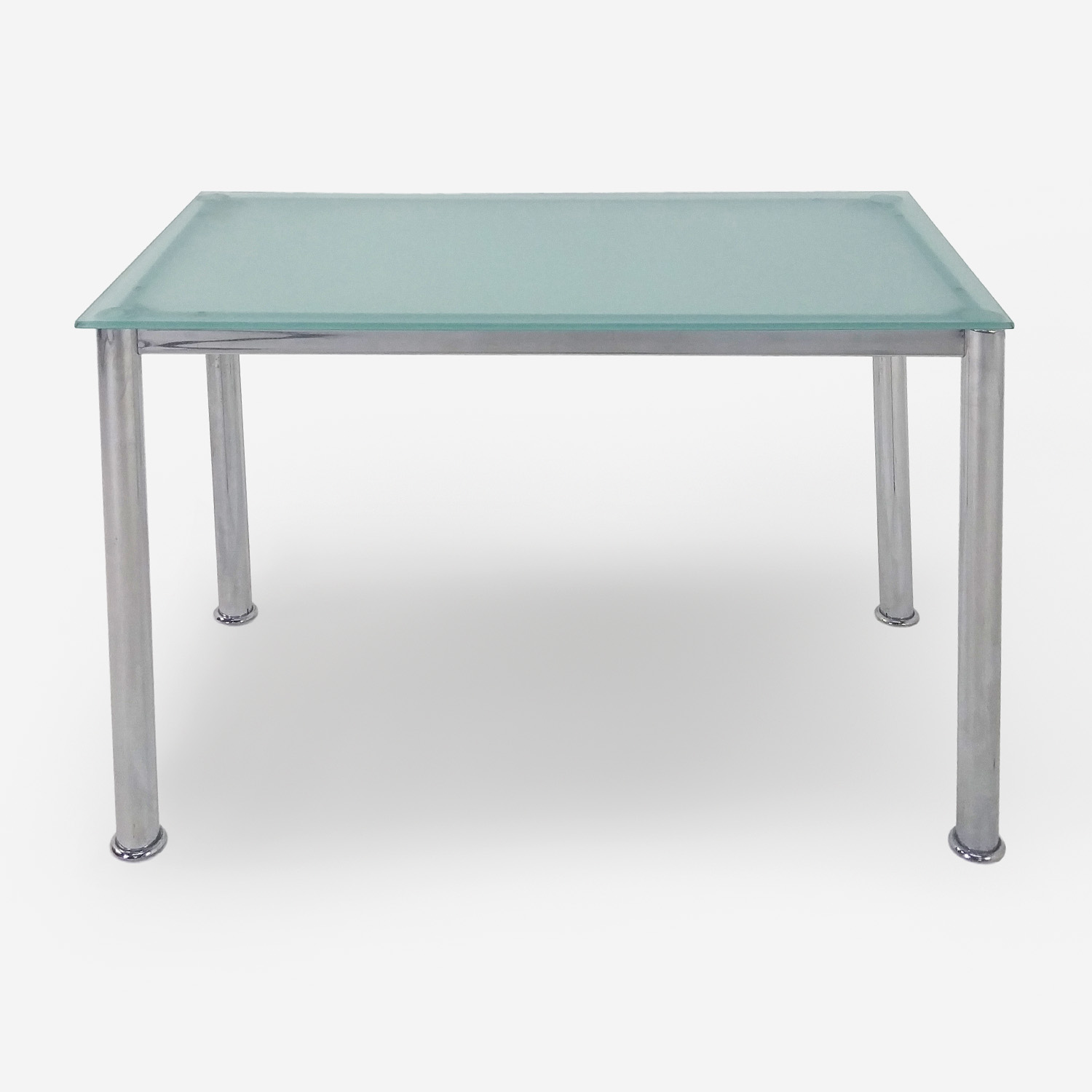 Designer Glass Office or Dining Table on sale