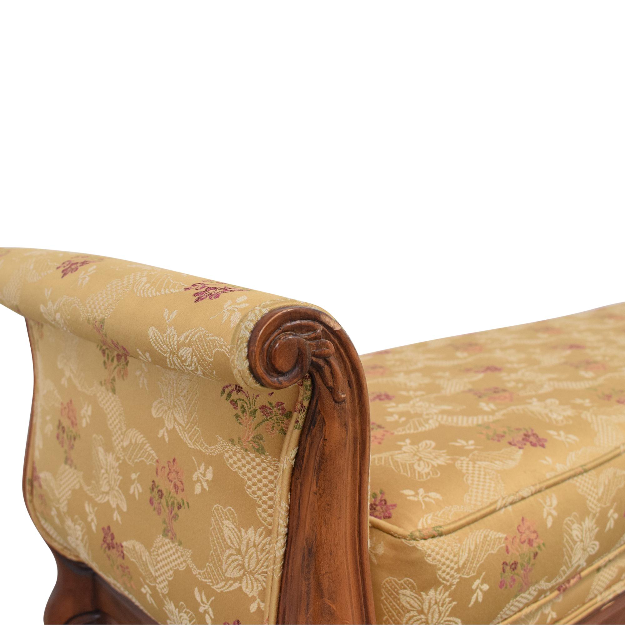 buy Ethan Allen Ethan Allen Belfiore Bench online