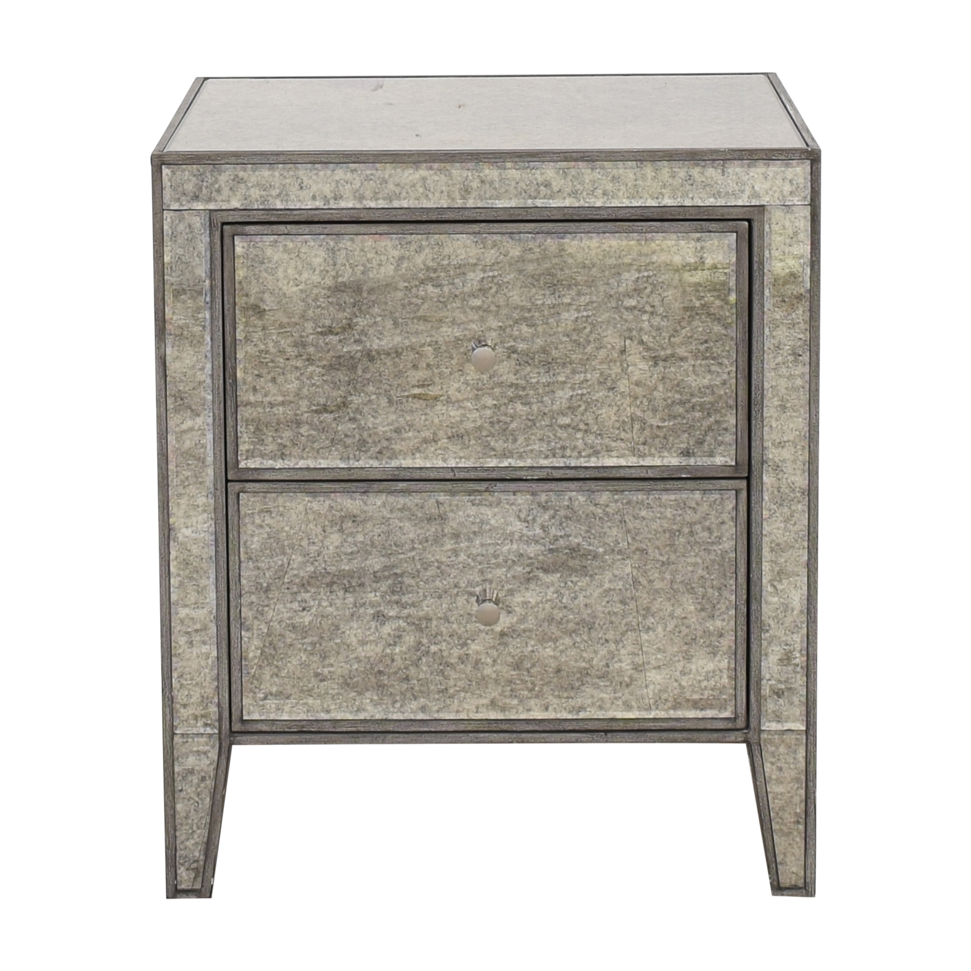 buy Arhaus Arhaus Reese Two Drawer Nightstand online