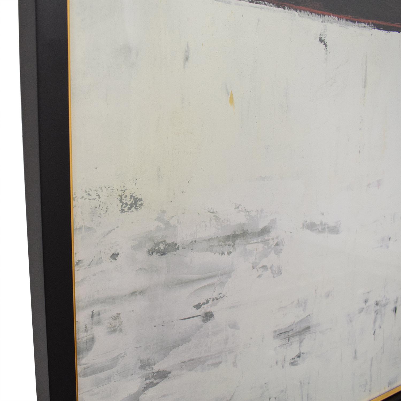 Ethan Allen A Hiromoto Artwork / Wall Art