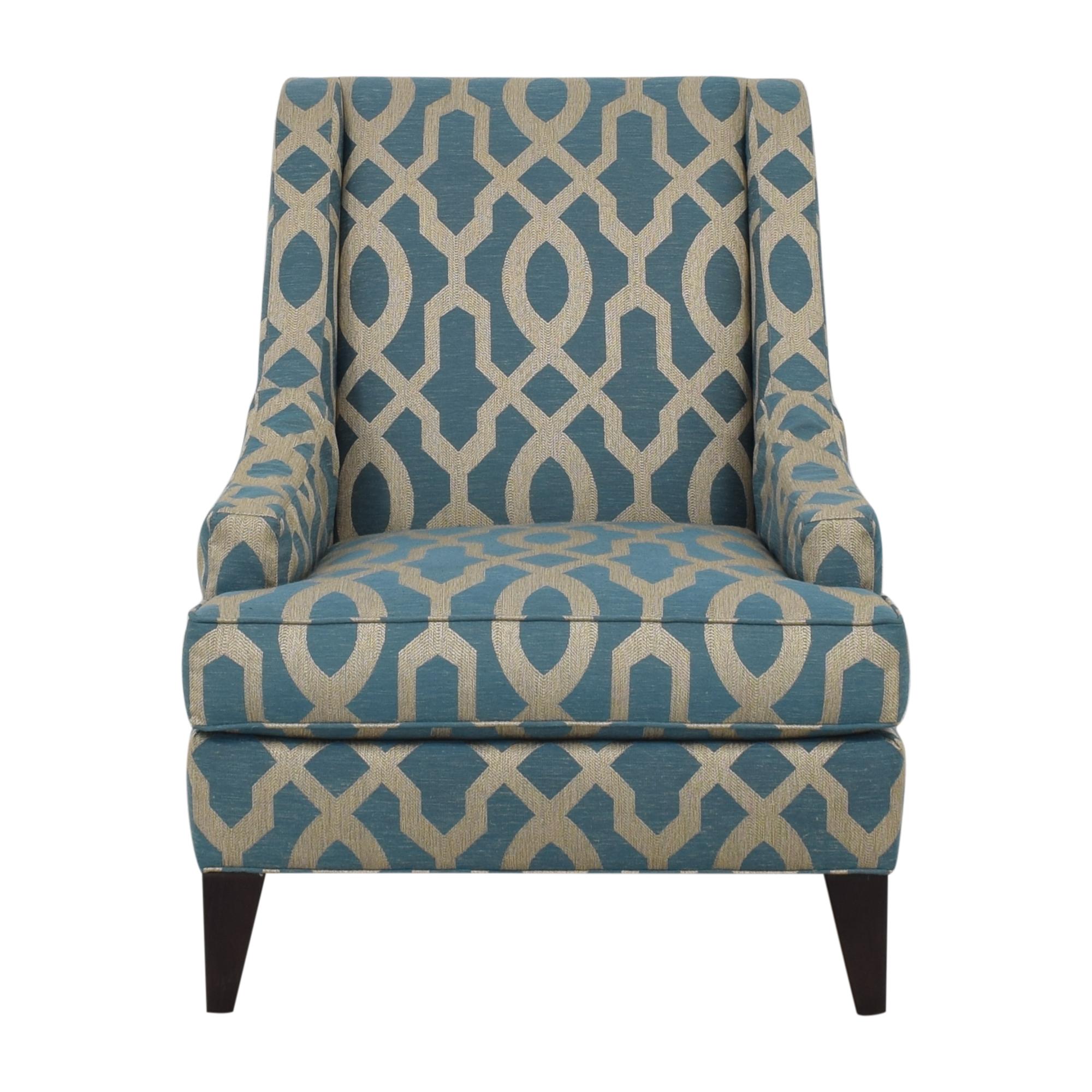 Ethan Allen Ethan Allen Emerson Chair and Ottoman price