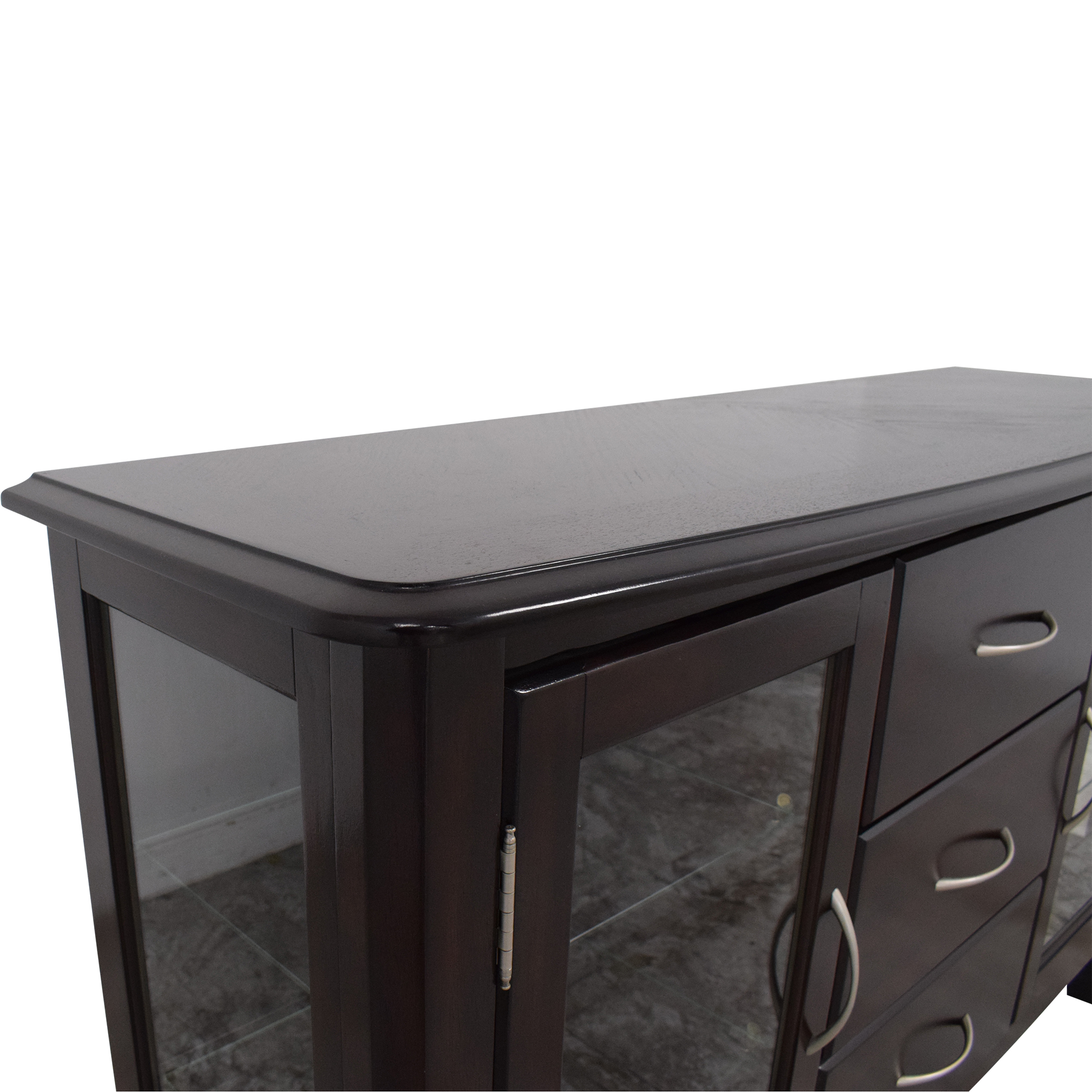 buy Raymour & Flanigan Buffet Table Raymour & Flanigan Cabinets & Sideboards